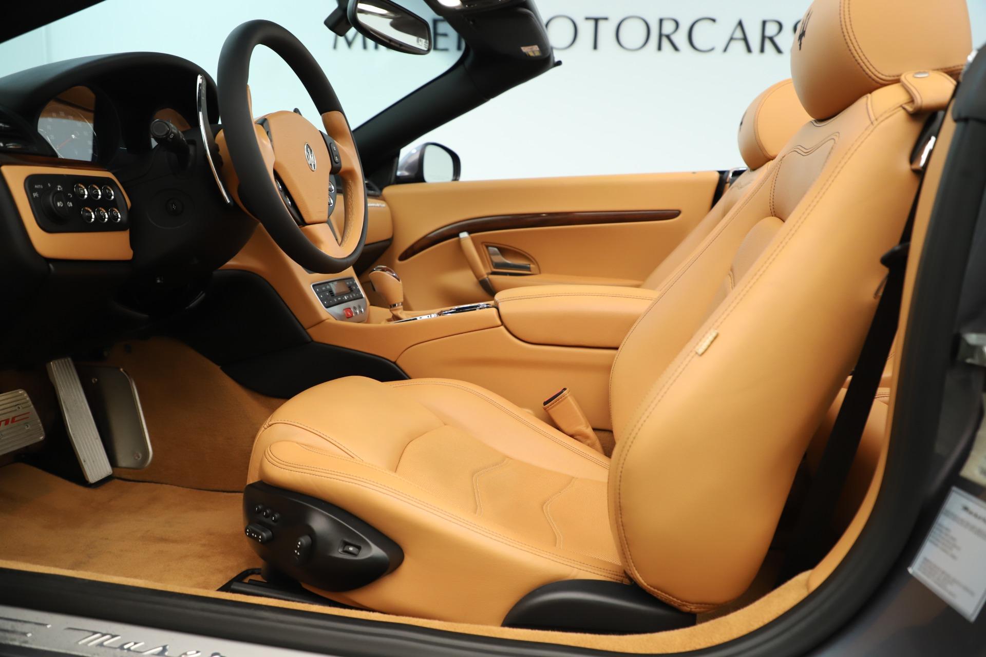 Used 2012 Maserati GranTurismo Sport For Sale In Westport, CT 3348_p20