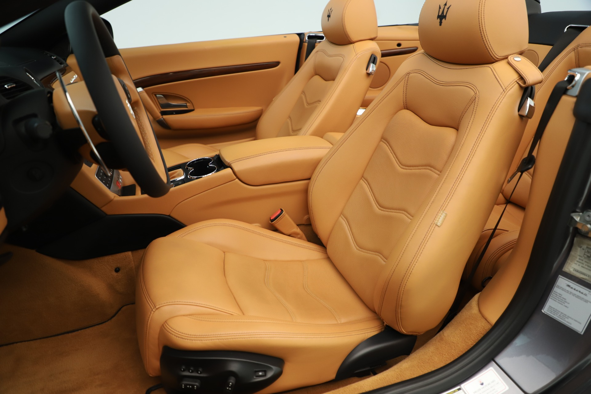 Used 2012 Maserati GranTurismo Sport For Sale In Westport, CT 3348_p21