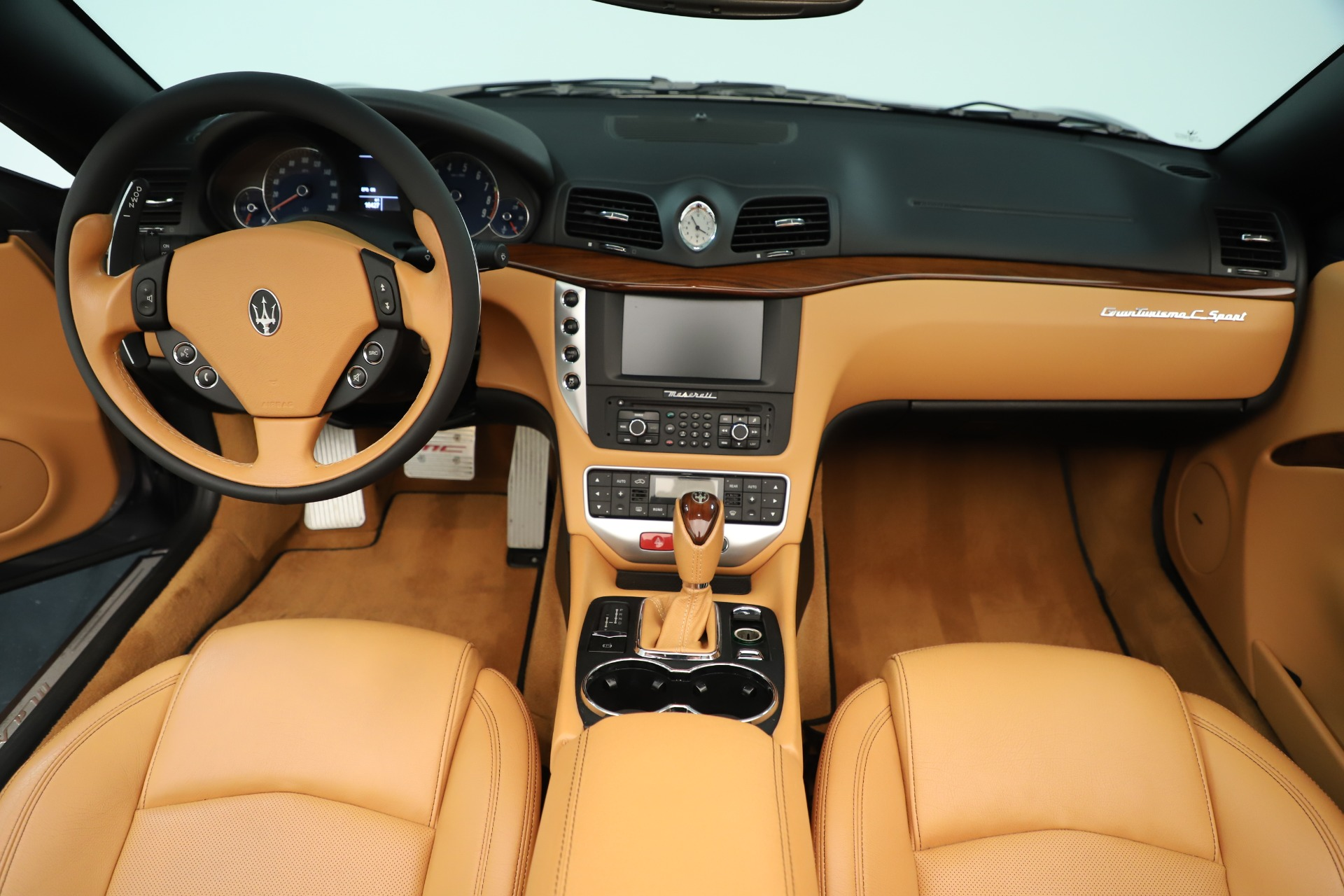 Used 2012 Maserati GranTurismo Sport For Sale In Westport, CT 3348_p22