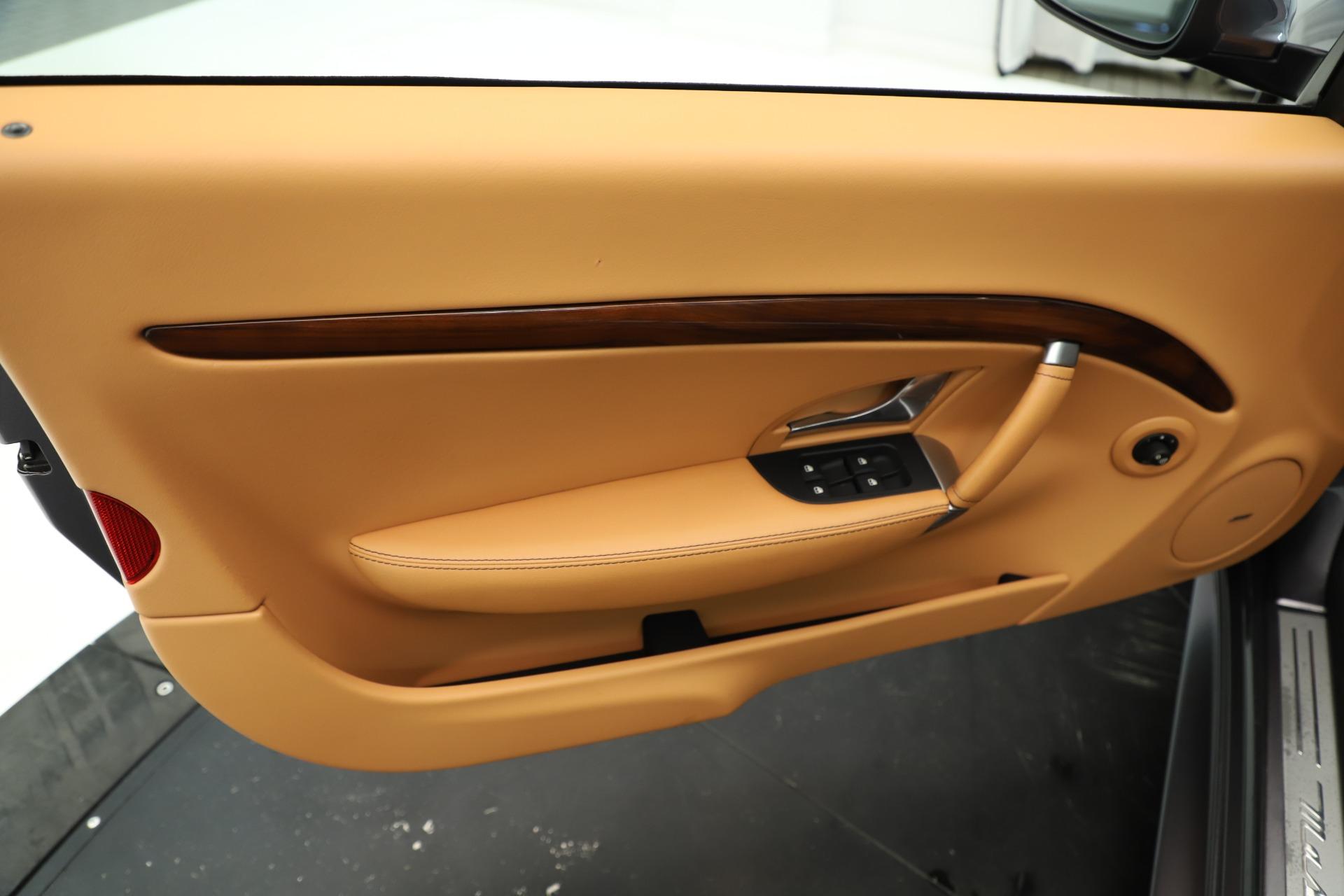Used 2012 Maserati GranTurismo Sport For Sale In Westport, CT 3348_p23