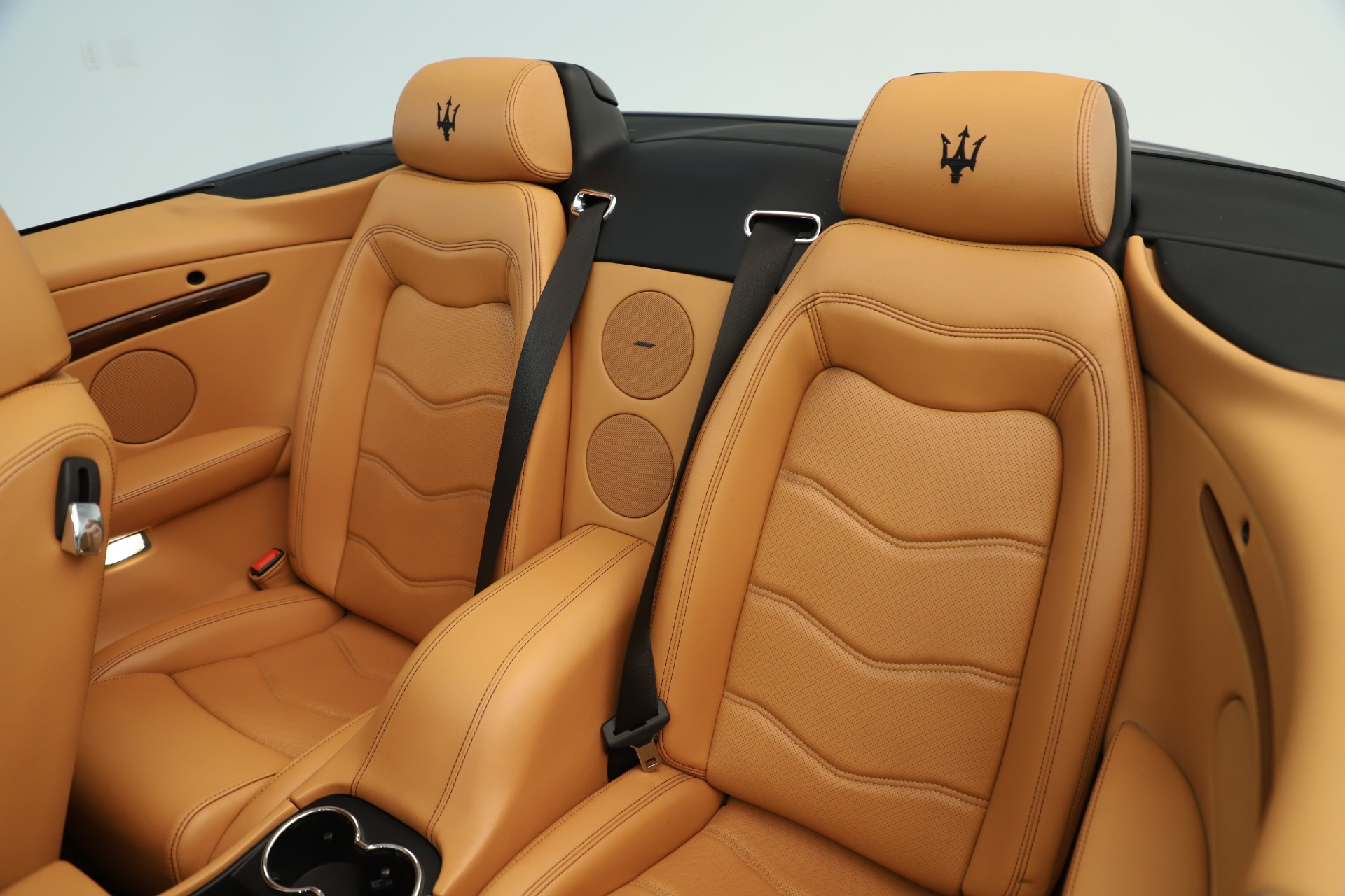 Used 2012 Maserati GranTurismo Sport For Sale In Westport, CT 3348_p24