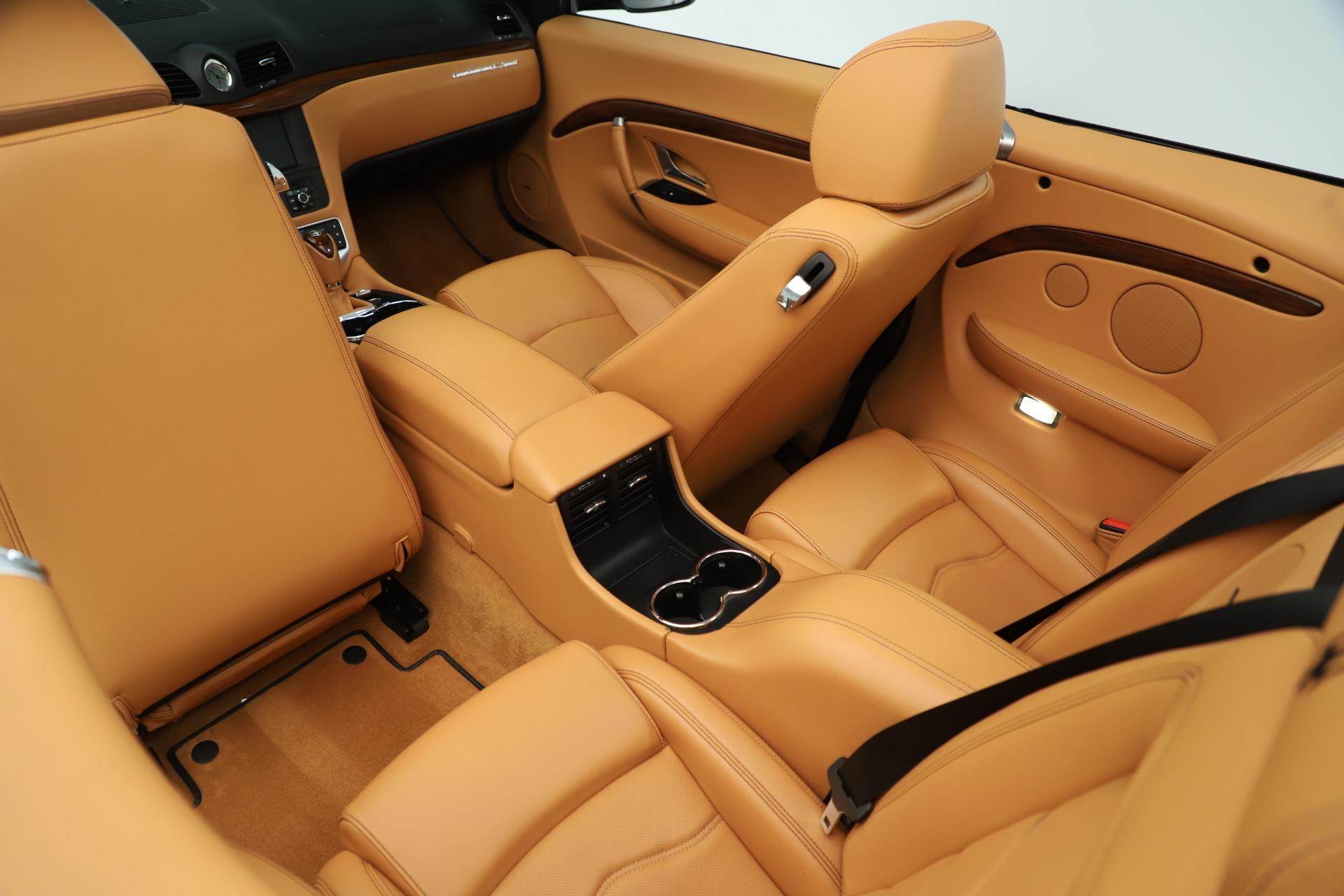 Used 2012 Maserati GranTurismo Sport For Sale In Westport, CT 3348_p25