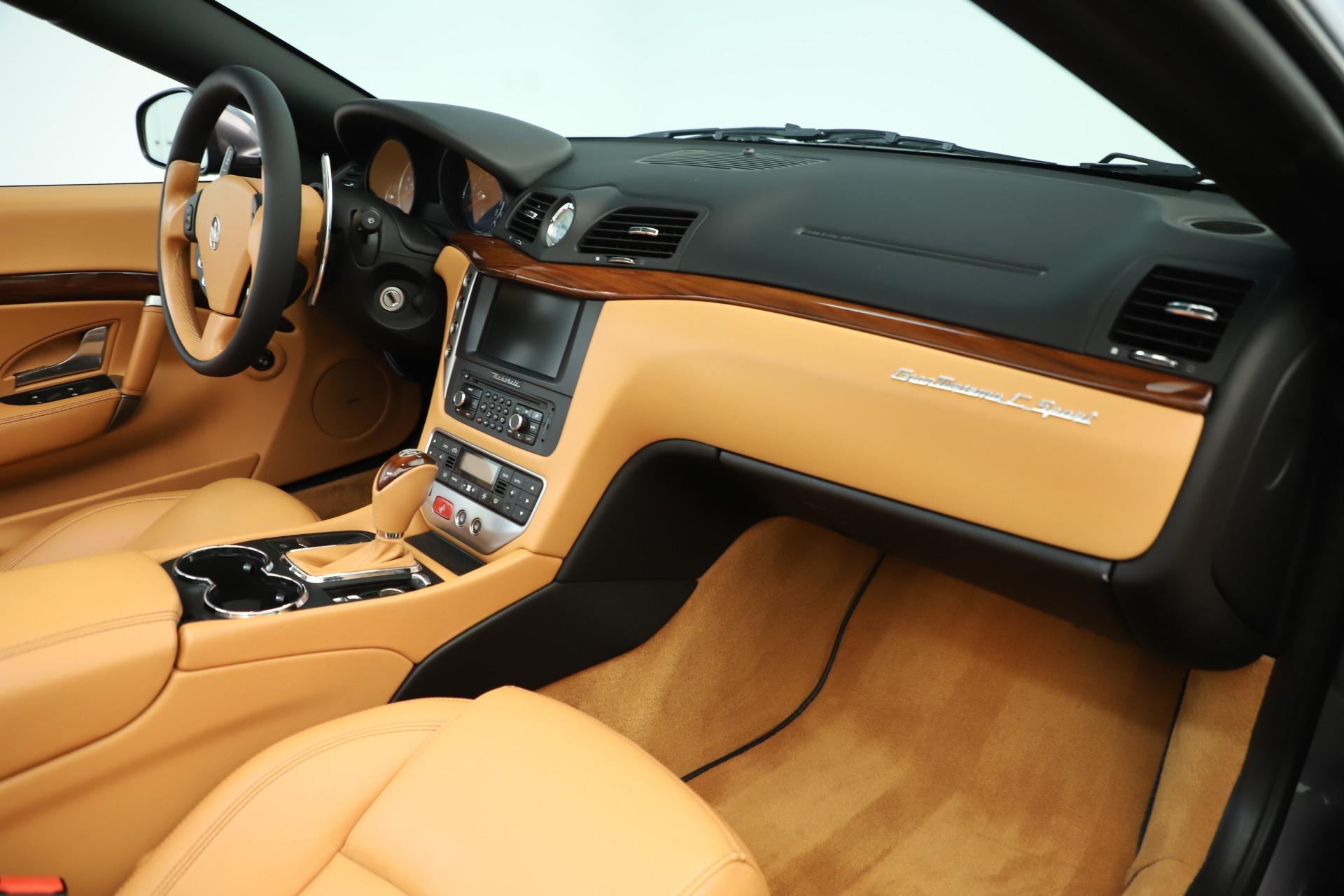 Used 2012 Maserati GranTurismo Sport For Sale In Westport, CT 3348_p26