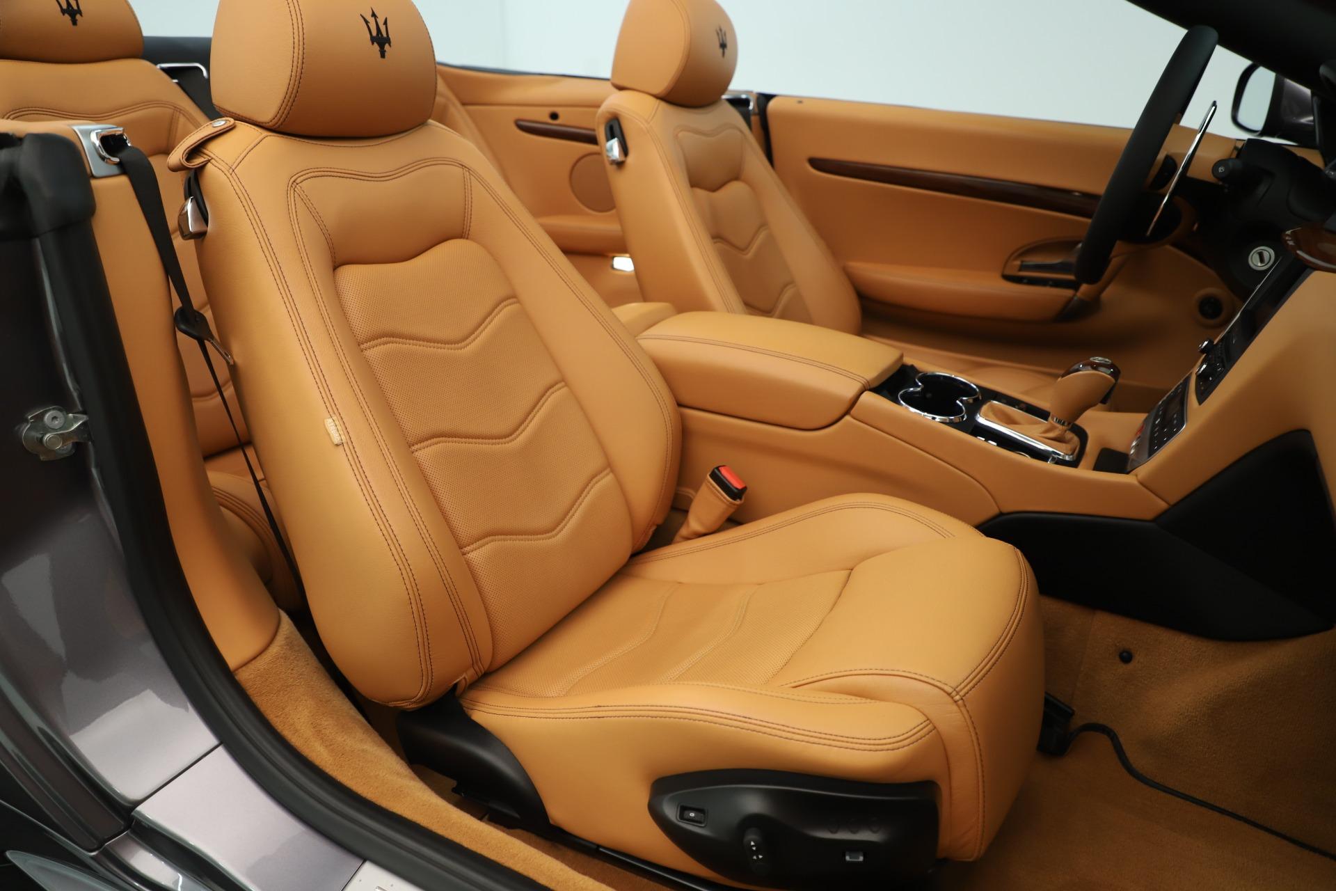 Used 2012 Maserati GranTurismo Sport For Sale In Westport, CT 3348_p28