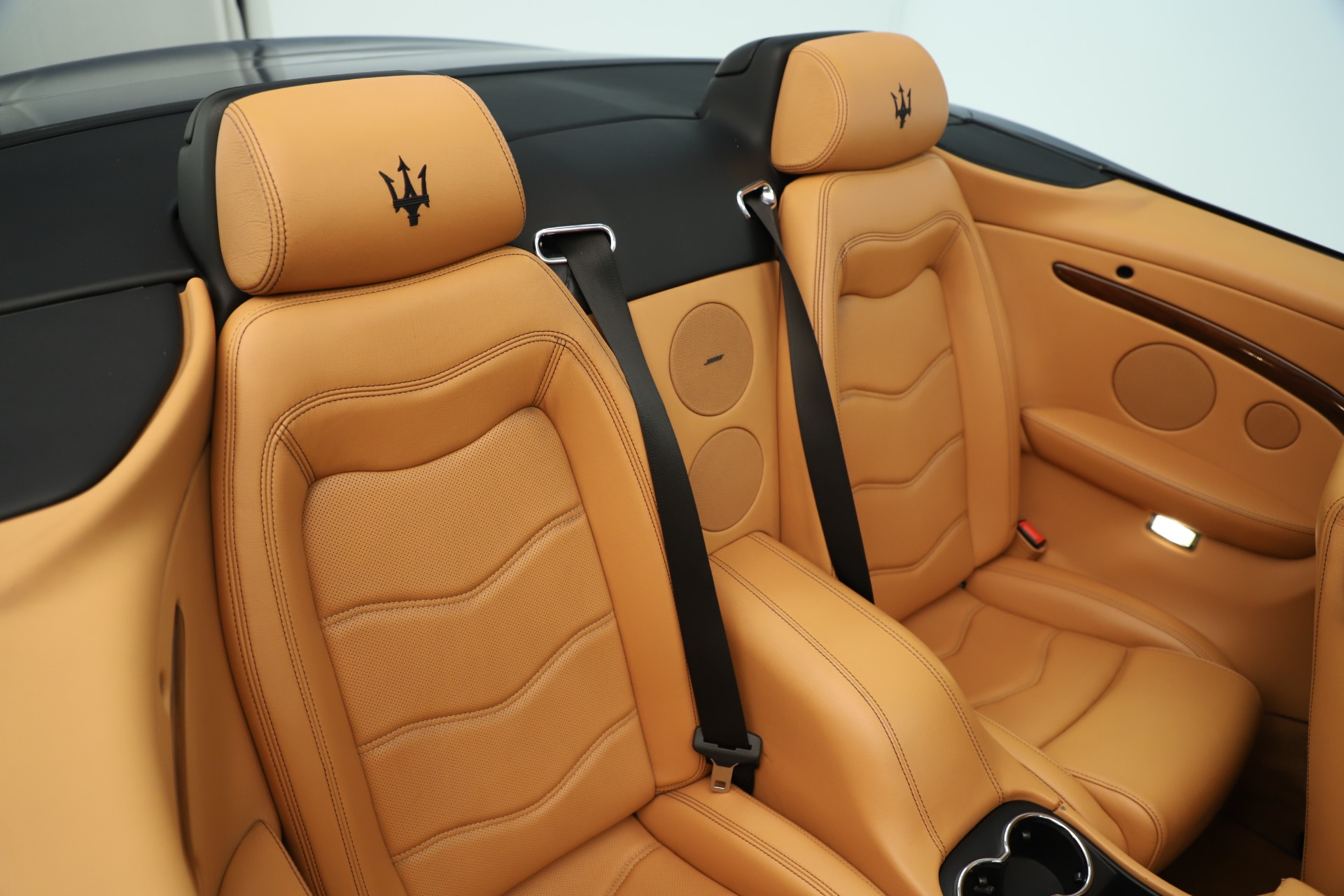 Used 2012 Maserati GranTurismo Sport For Sale In Westport, CT 3348_p29