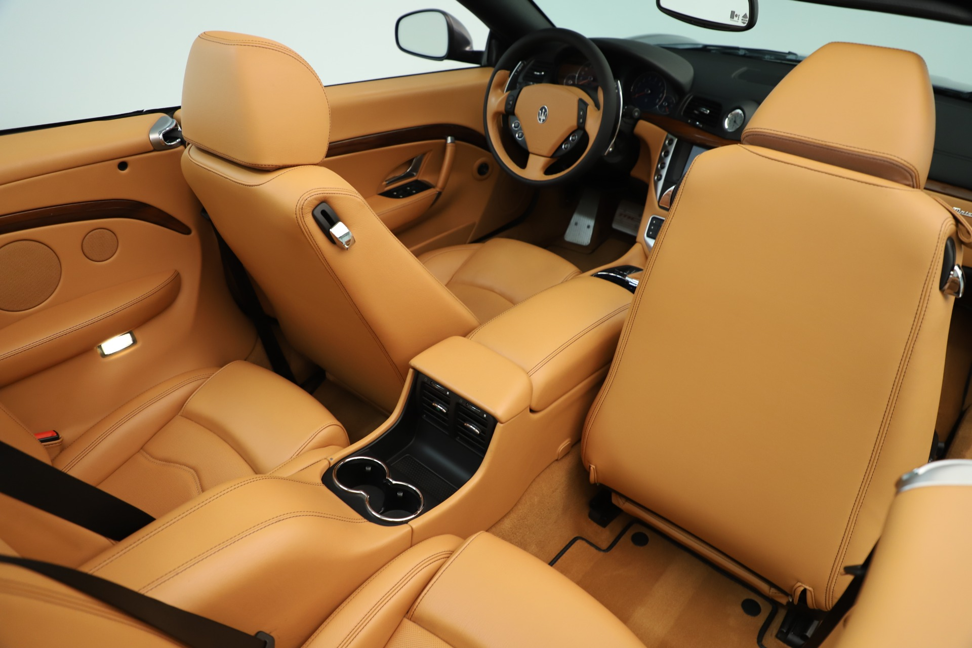 Used 2012 Maserati GranTurismo Sport For Sale In Westport, CT 3348_p30