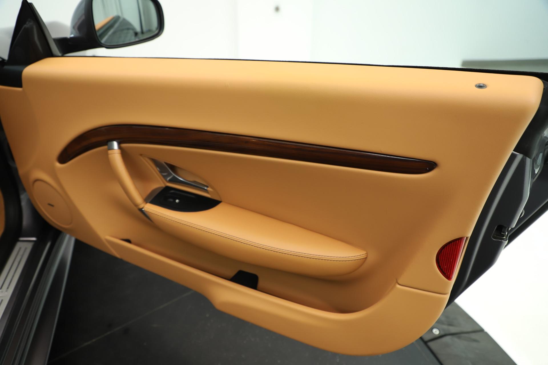 Used 2012 Maserati GranTurismo Sport For Sale In Westport, CT 3348_p31