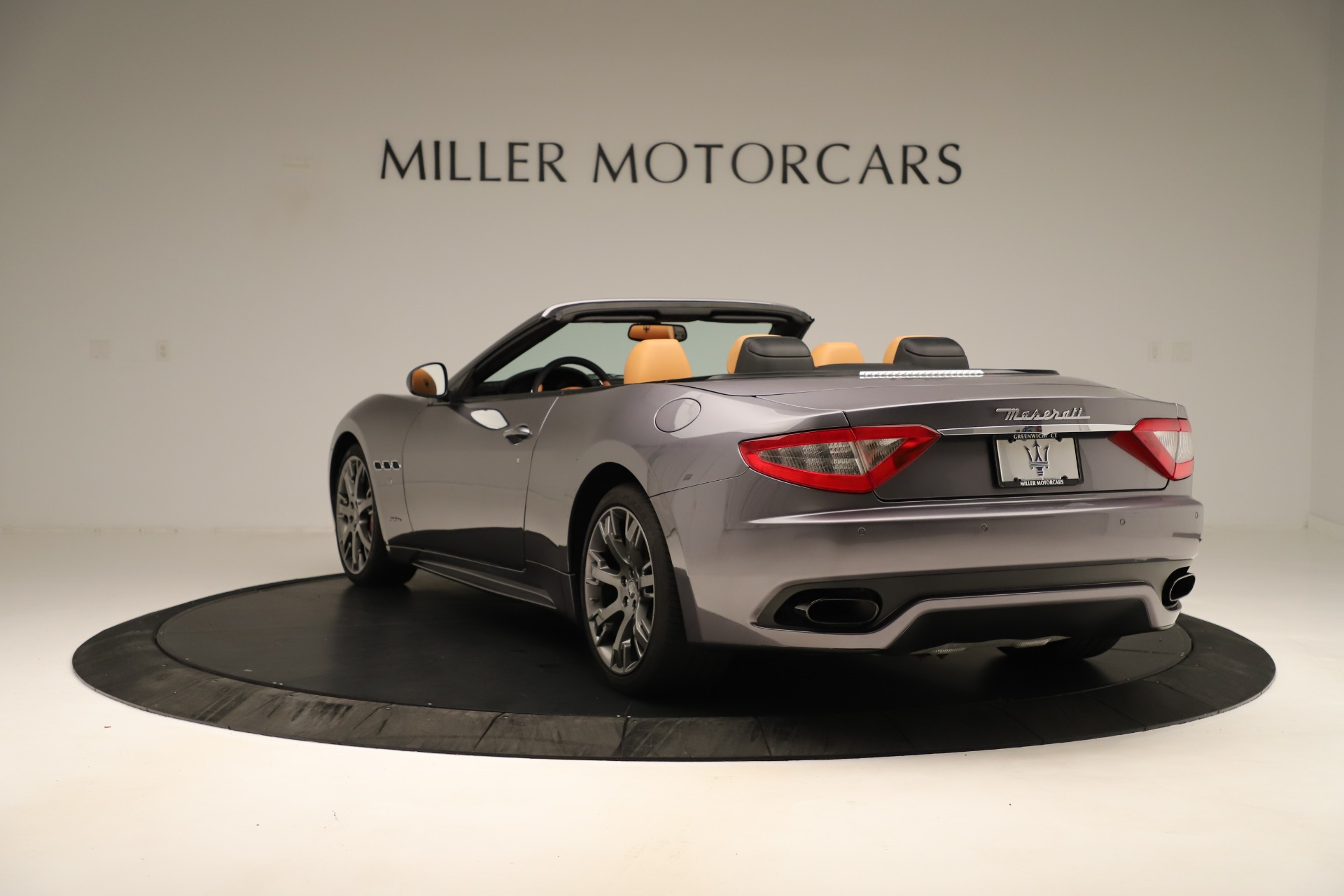 Used 2012 Maserati GranTurismo Sport For Sale In Westport, CT 3348_p5