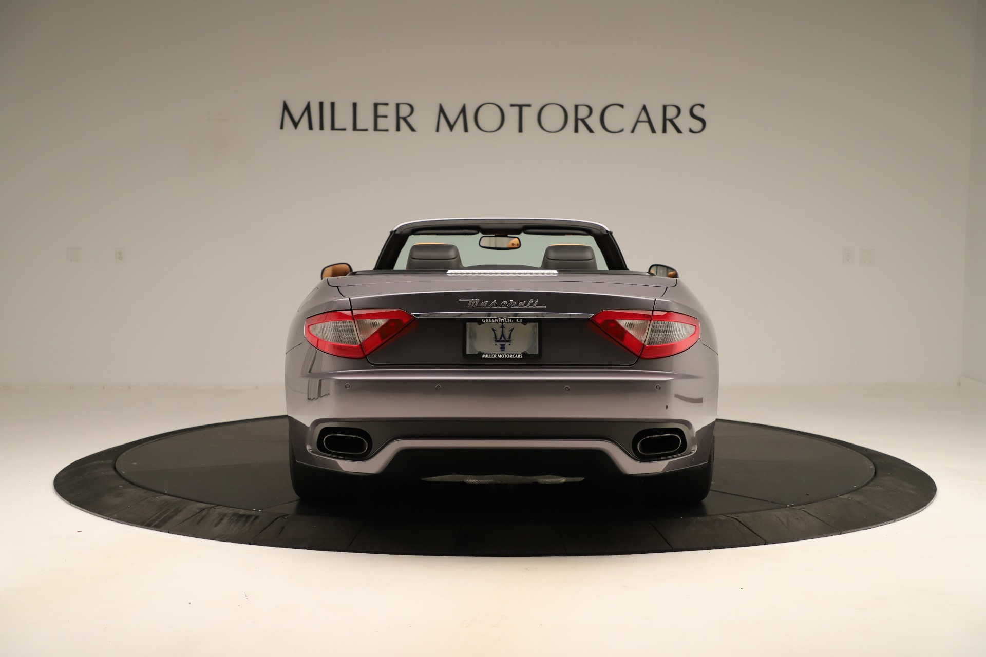 Used 2012 Maserati GranTurismo Sport For Sale In Westport, CT 3348_p6