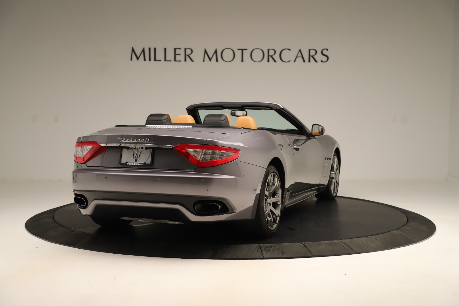 Used 2012 Maserati GranTurismo Sport For Sale In Westport, CT 3348_p7