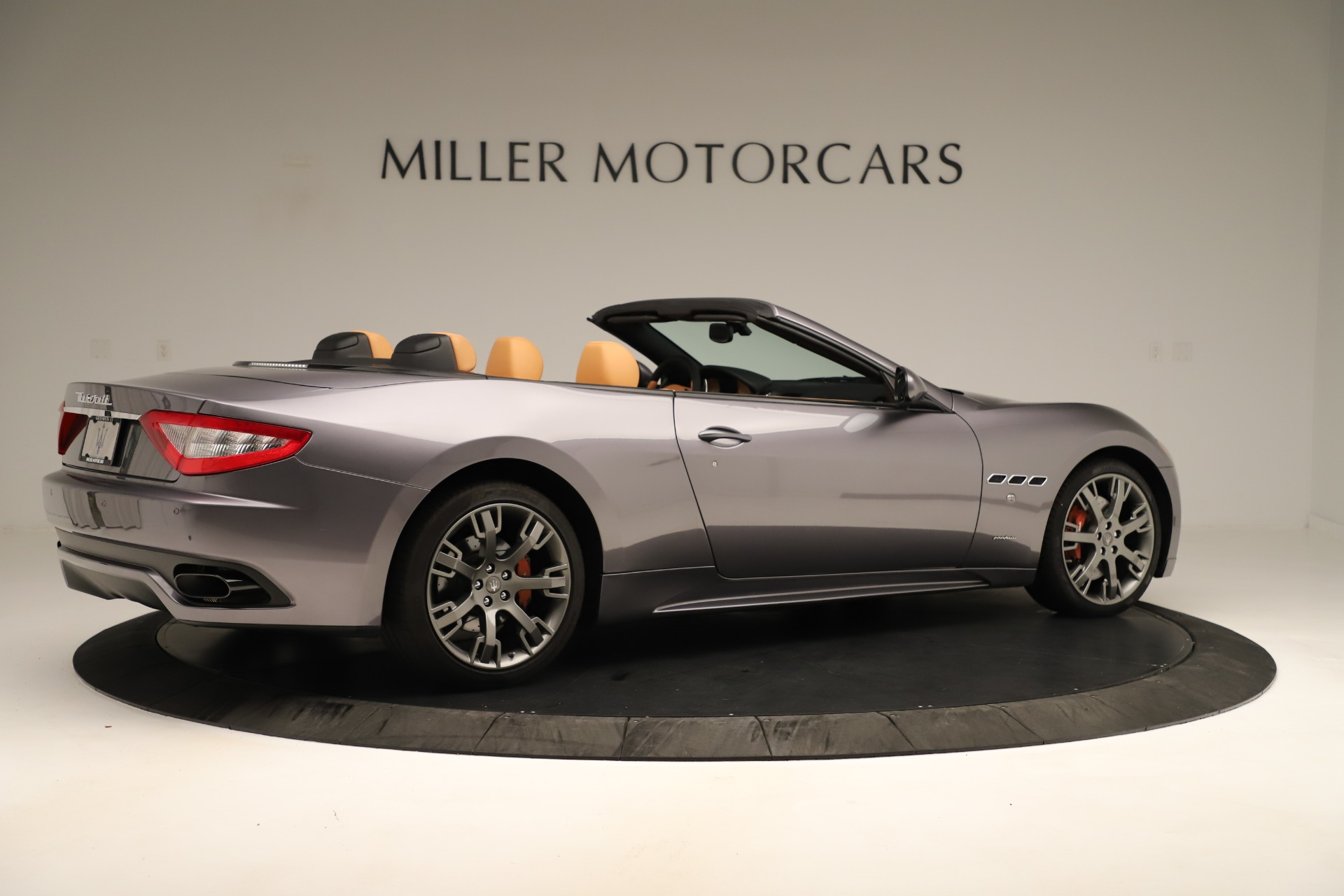 Used 2012 Maserati GranTurismo Sport For Sale In Westport, CT 3348_p8
