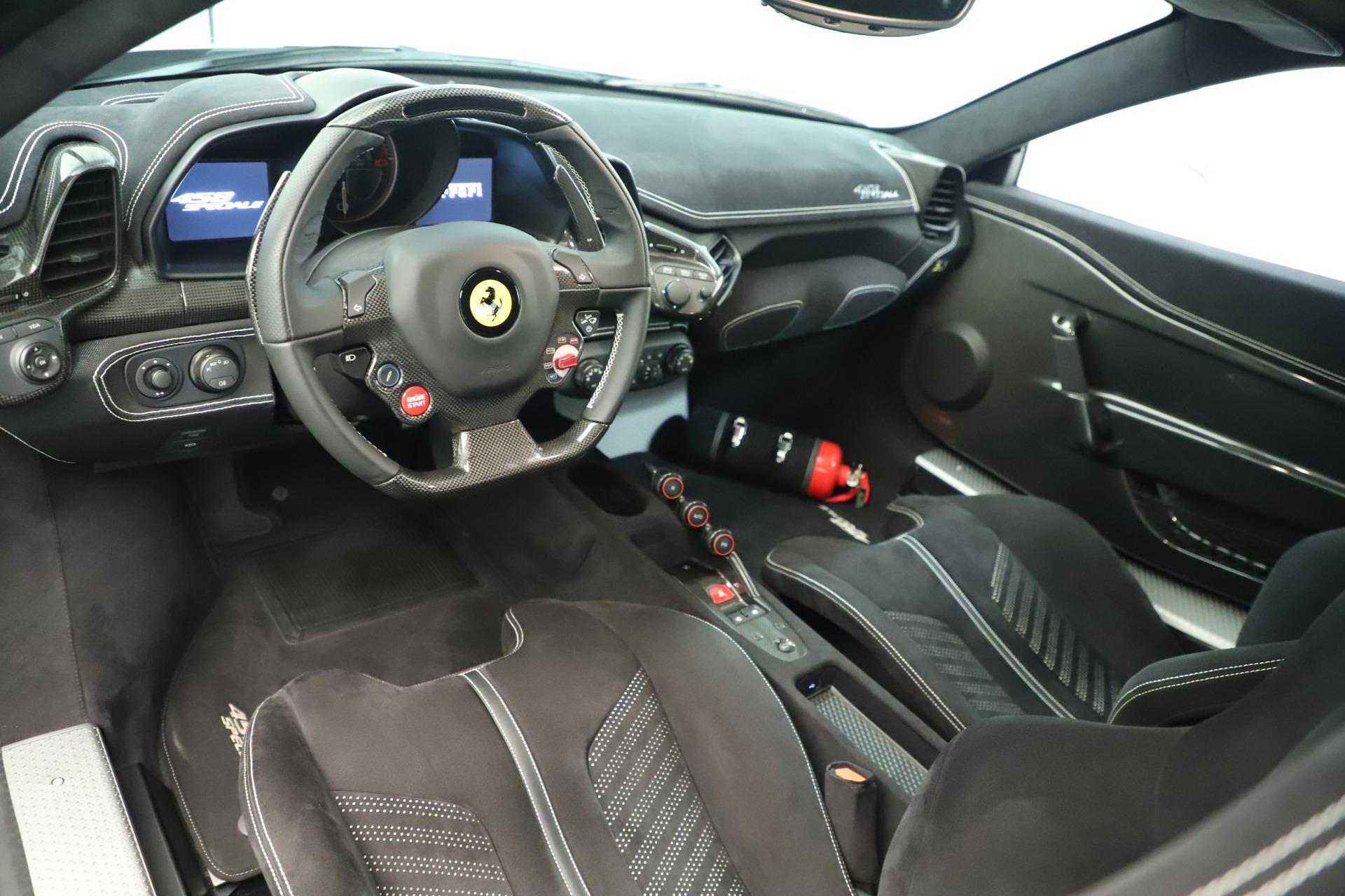Used 2014 Ferrari 458 Speciale  For Sale In Westport, CT 3349_p14