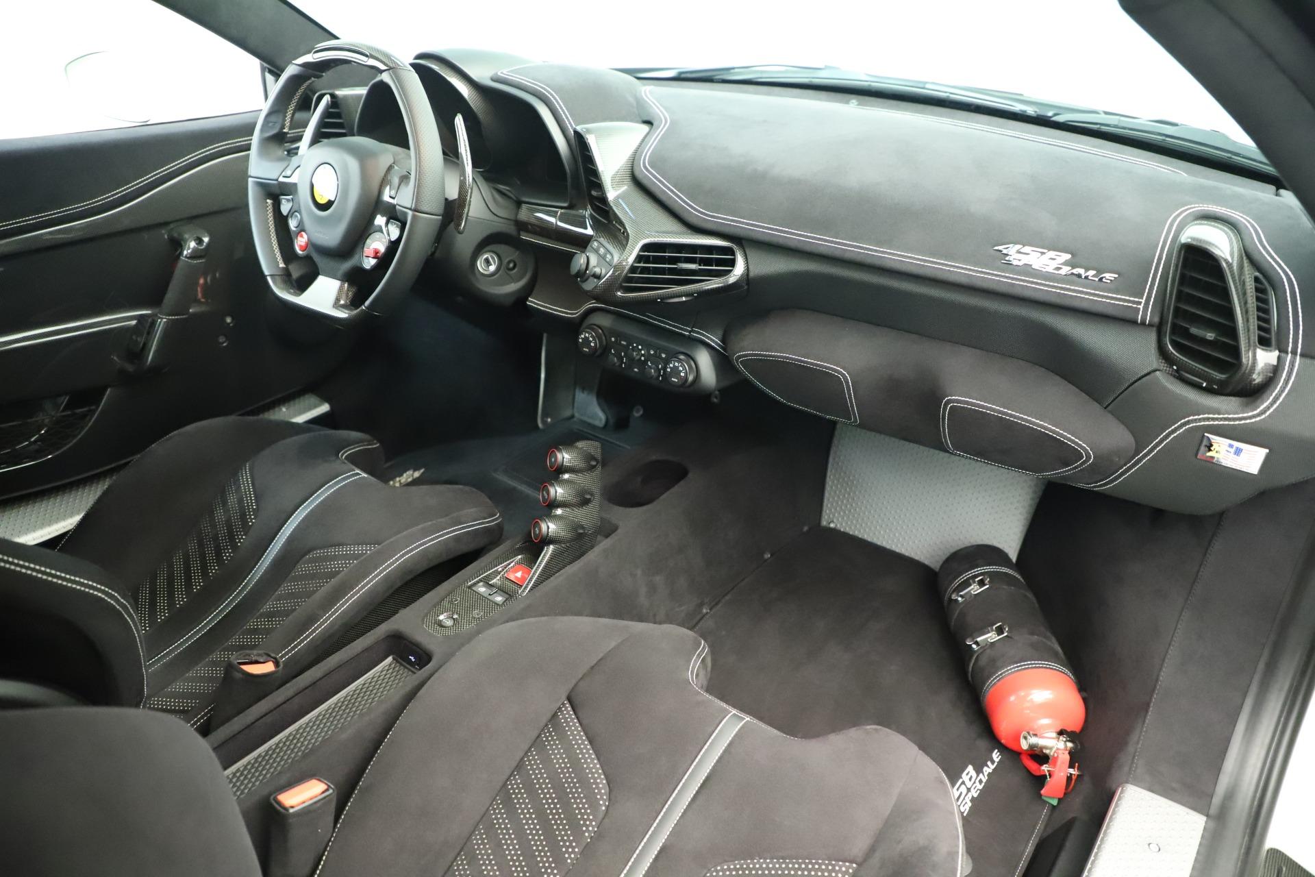 Used 2014 Ferrari 458 Speciale  For Sale In Westport, CT 3349_p18