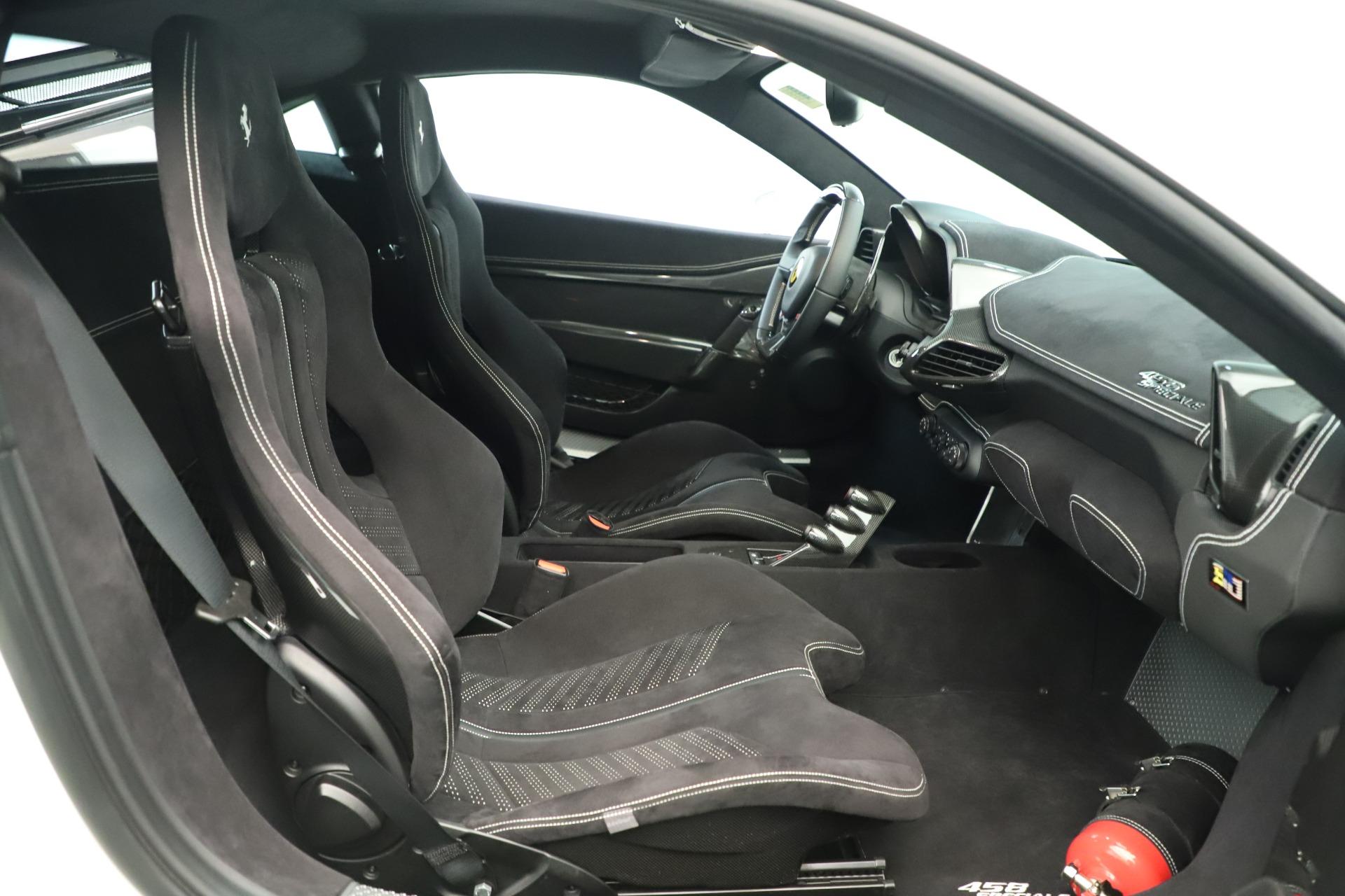 Used 2014 Ferrari 458 Speciale  For Sale In Westport, CT 3349_p19
