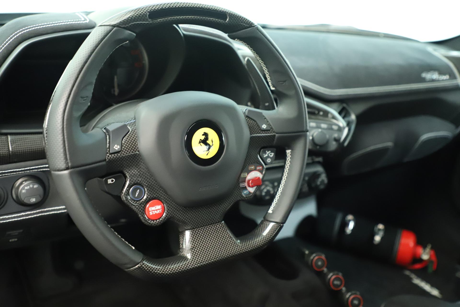 Used 2014 Ferrari 458 Speciale  For Sale In Westport, CT 3349_p22