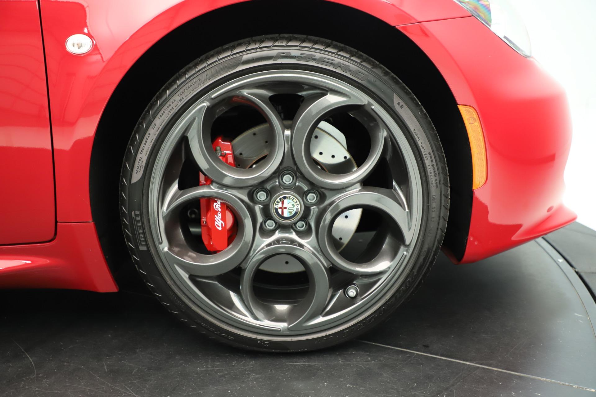 Used 2015 Alfa Romeo 4C  For Sale In Westport, CT 3352_p13