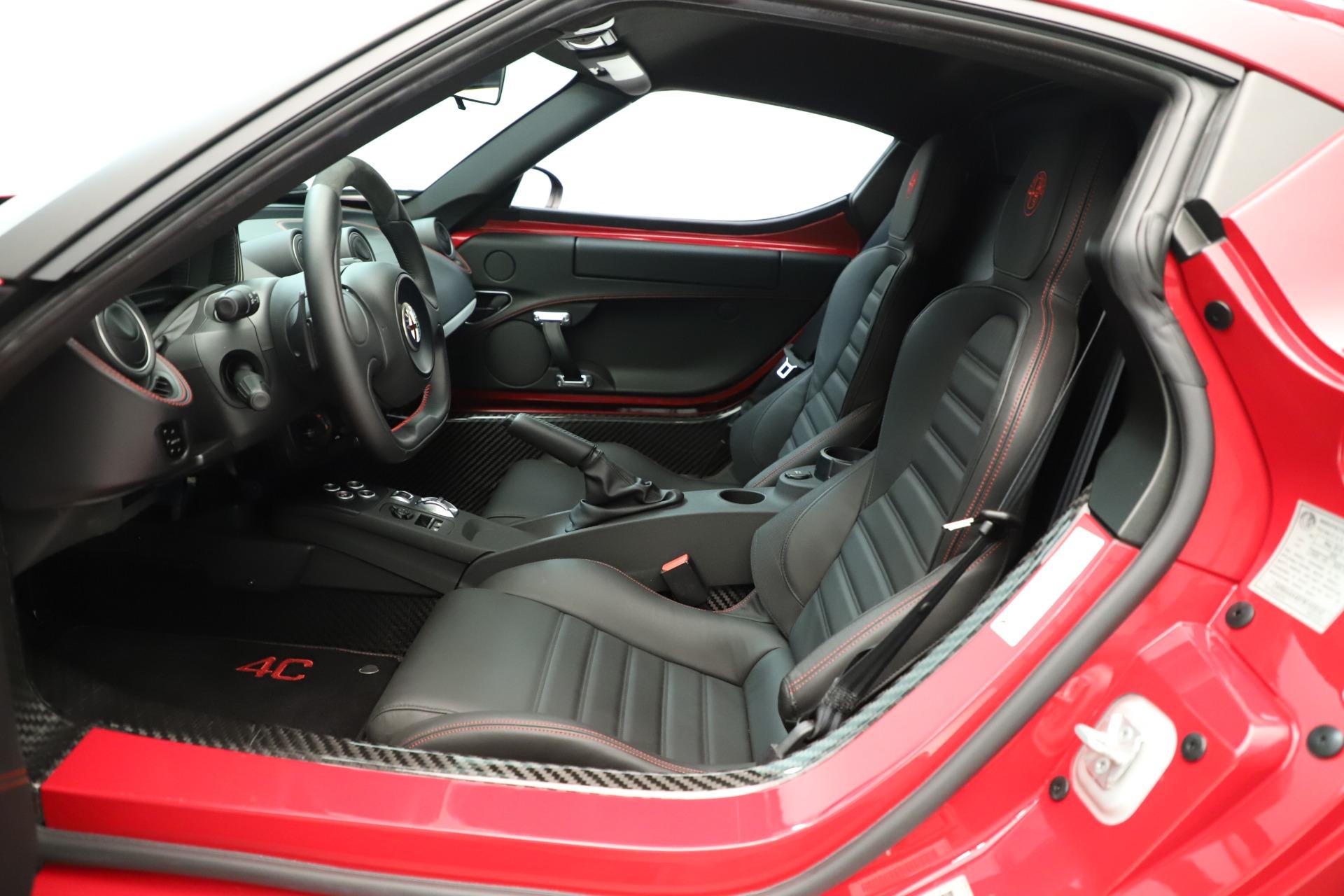 Used 2015 Alfa Romeo 4C  For Sale In Westport, CT 3352_p15