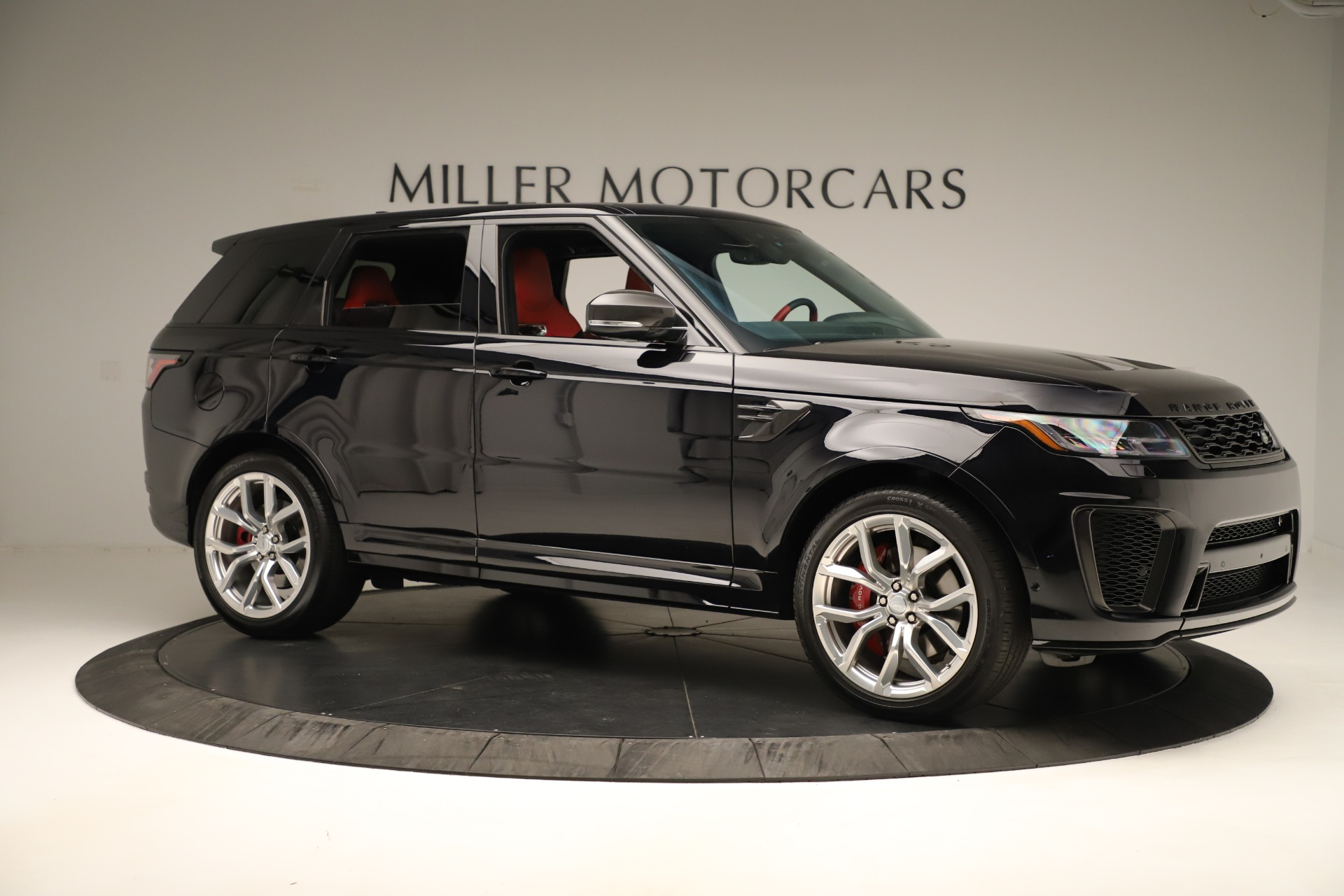 Used 2019 Land Rover Range Rover Sport SVR For Sale In Westport, CT 3353_p10