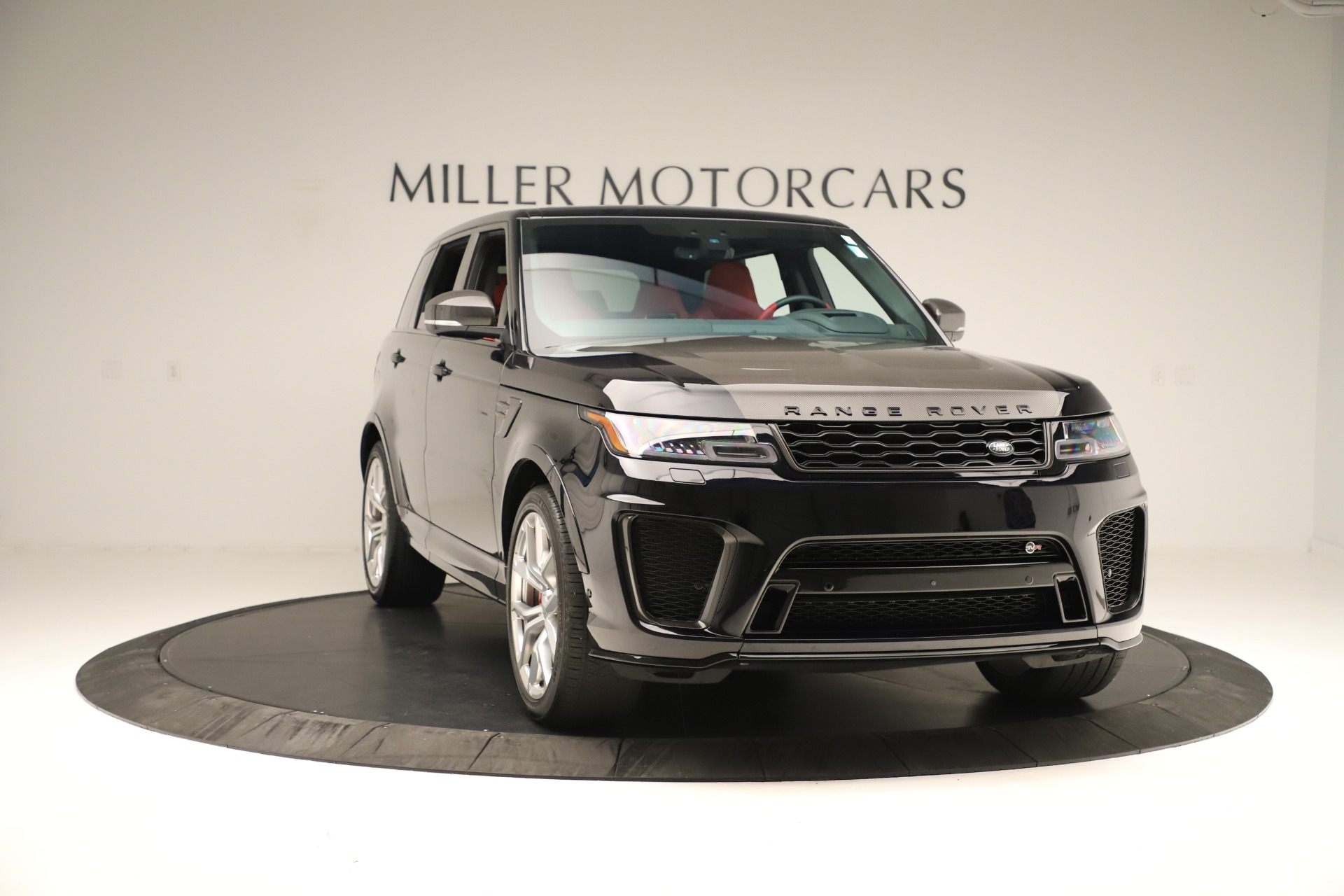 Used 2019 Land Rover Range Rover Sport SVR For Sale In Westport, CT 3353_p11