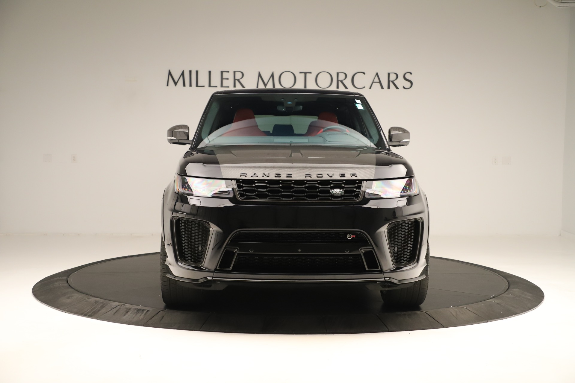 Used 2019 Land Rover Range Rover Sport SVR For Sale In Westport, CT 3353_p12