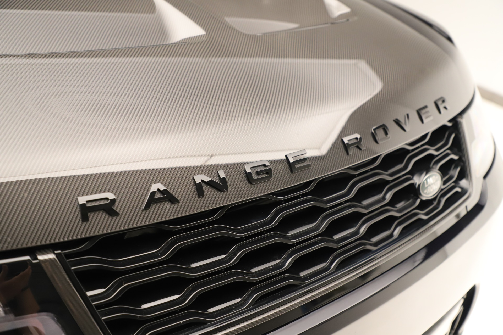 Used 2019 Land Rover Range Rover Sport SVR For Sale In Westport, CT 3353_p24