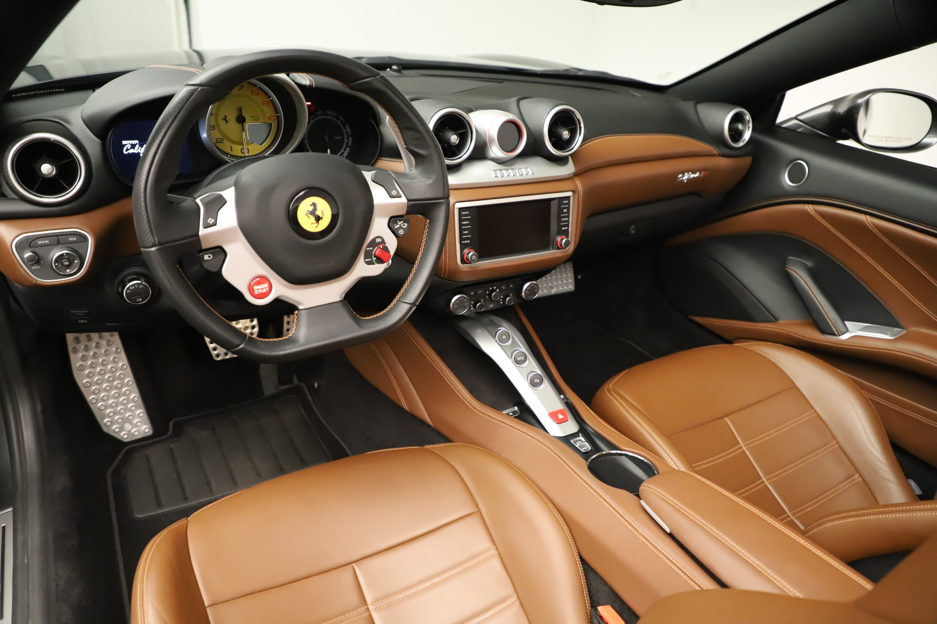 Used 2015 Ferrari California T  For Sale In Westport, CT 3354_p20