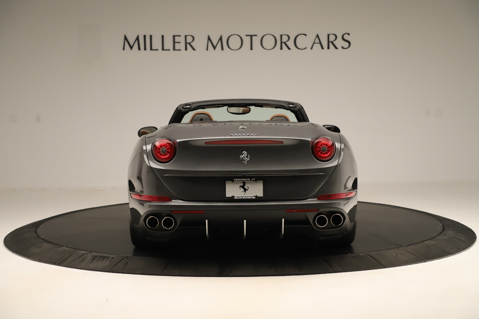 Used 2015 Ferrari California T  For Sale In Westport, CT 3354_p6