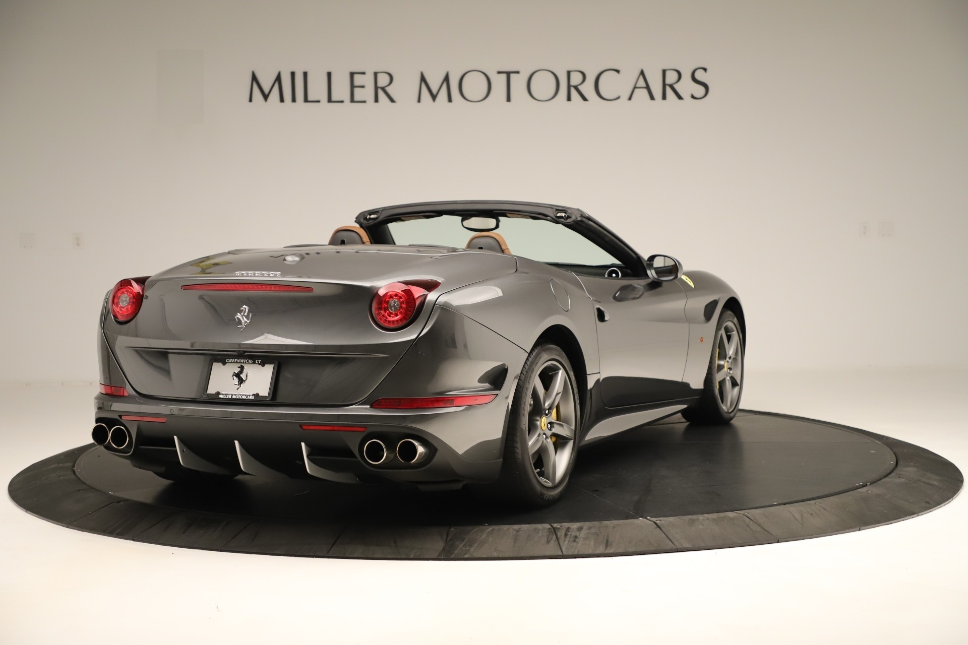 Used 2015 Ferrari California T  For Sale In Westport, CT 3354_p7
