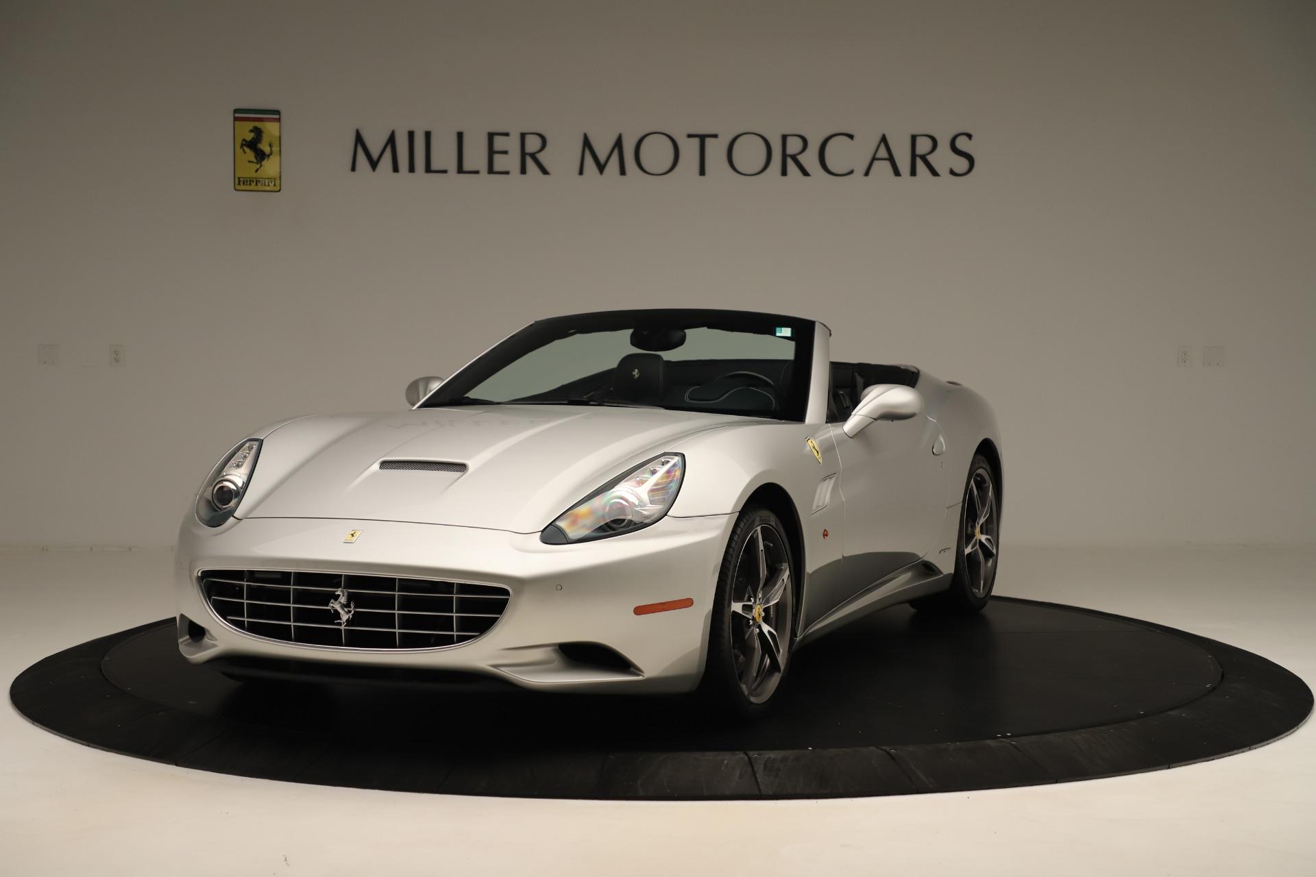 Used 2014 Ferrari California  For Sale In Westport, CT 3355_main