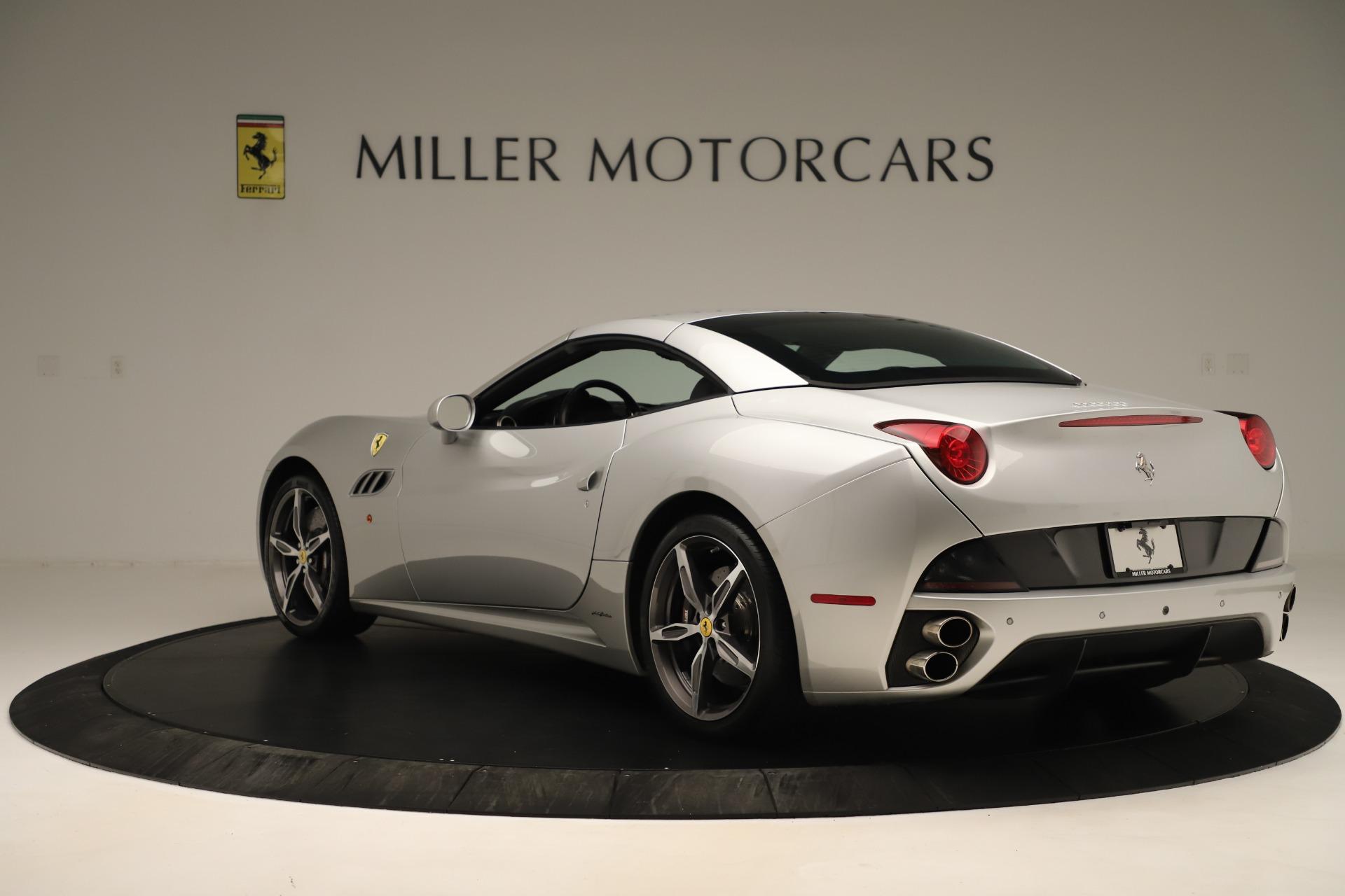 Used 2014 Ferrari California 30 For Sale In Westport, CT 3355_p15