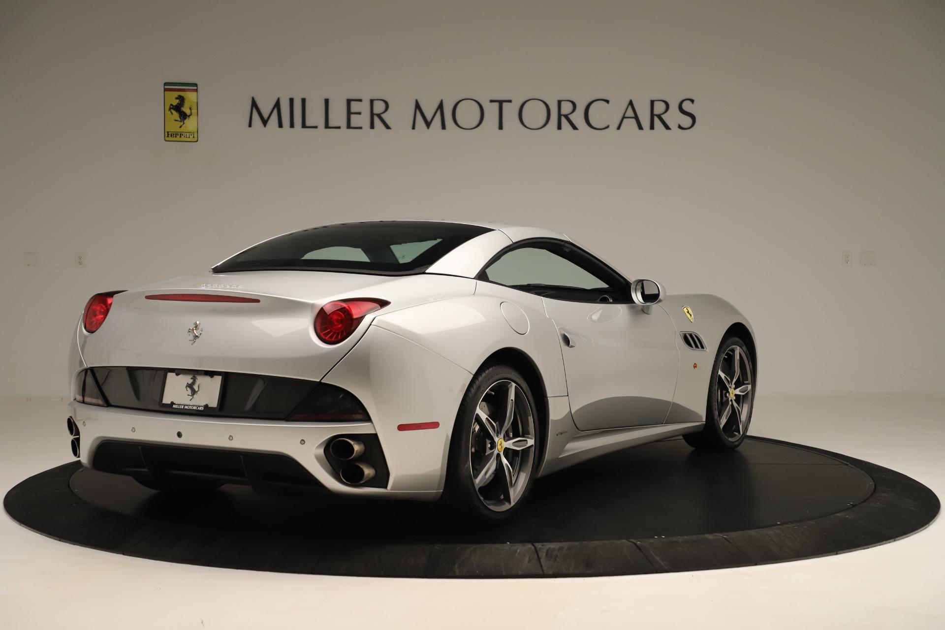Used 2014 Ferrari California  For Sale In Westport, CT 3355_p16
