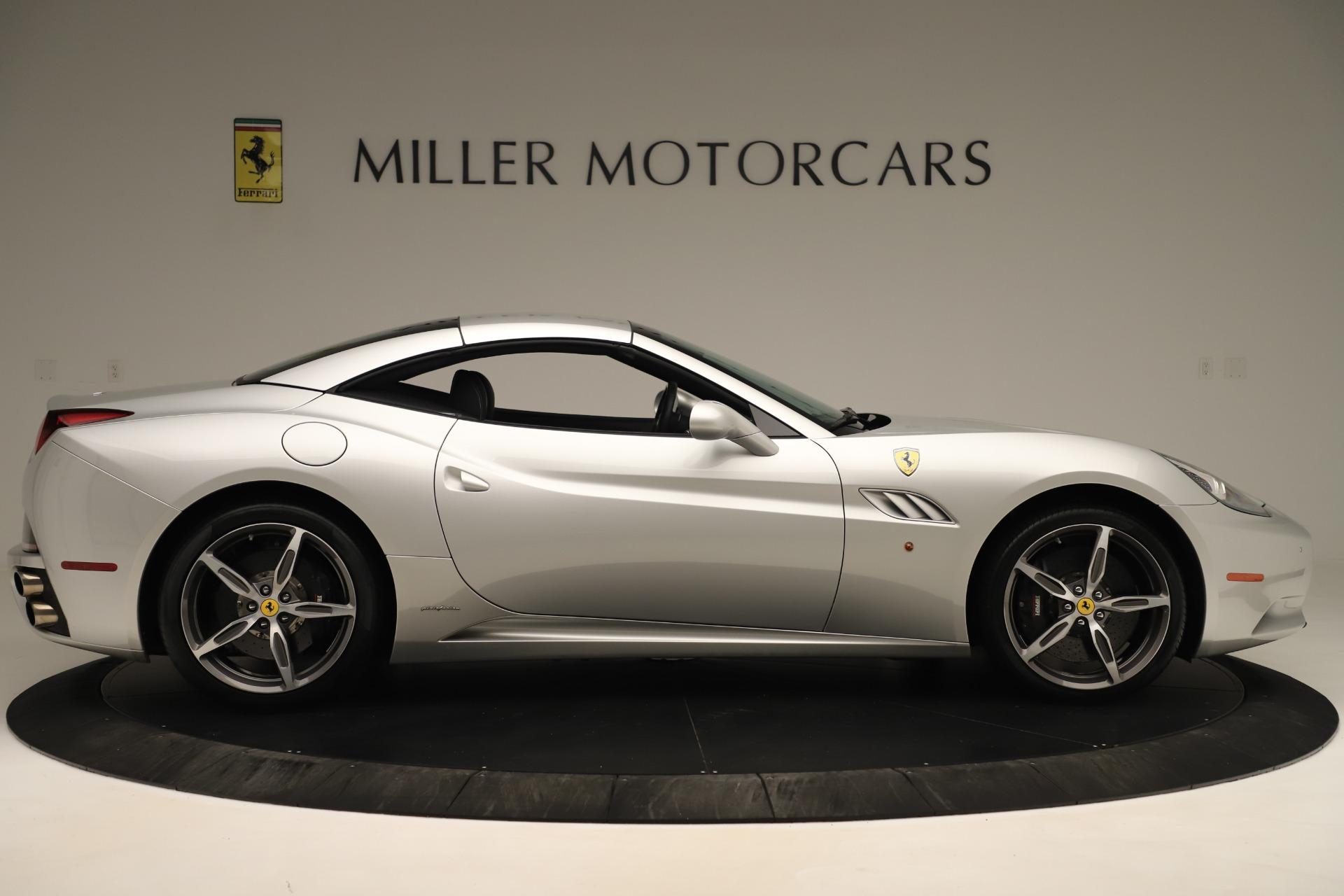Used 2014 Ferrari California 30 For Sale In Westport, CT 3355_p17