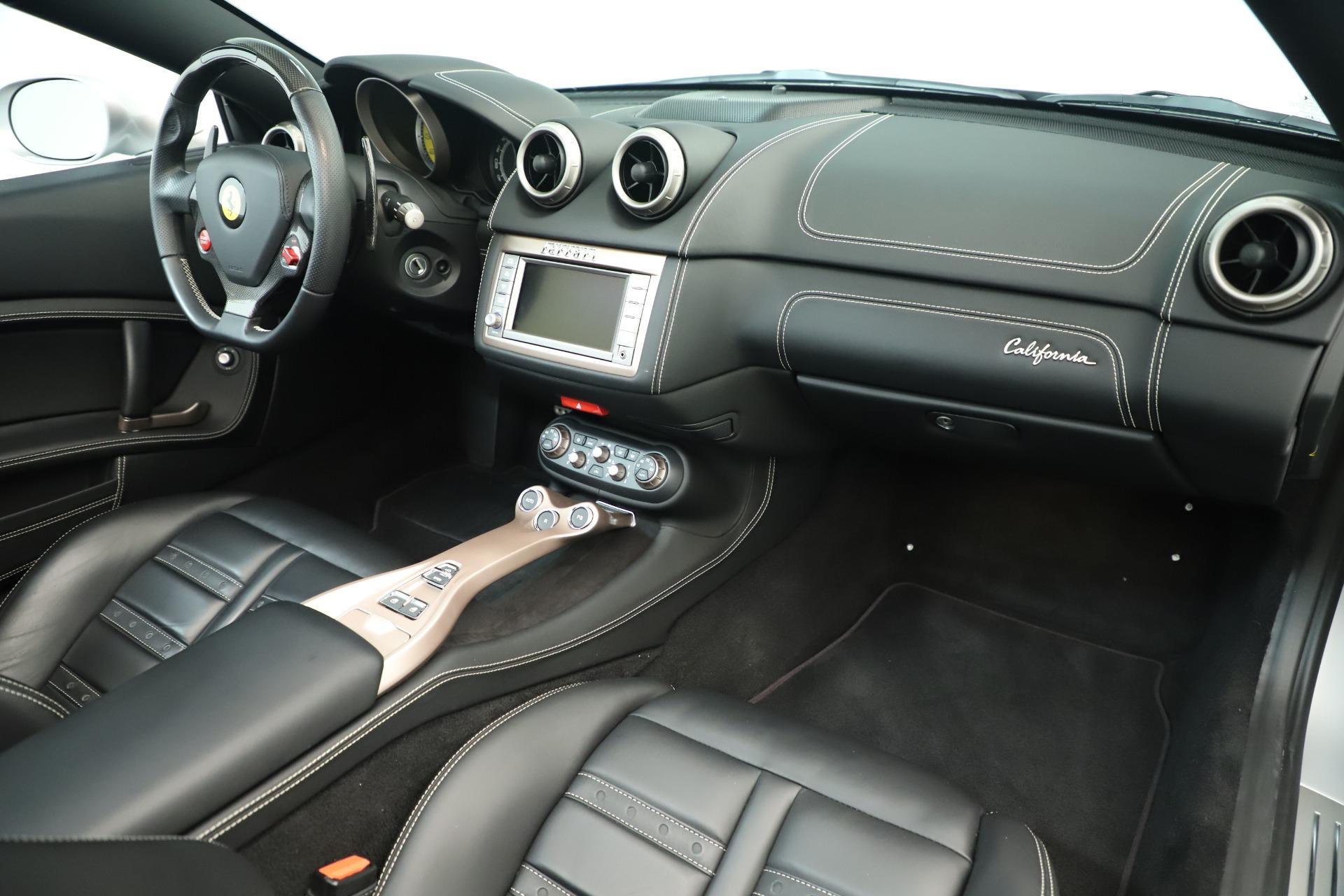Used 2014 Ferrari California 30 For Sale In Westport, CT 3355_p25