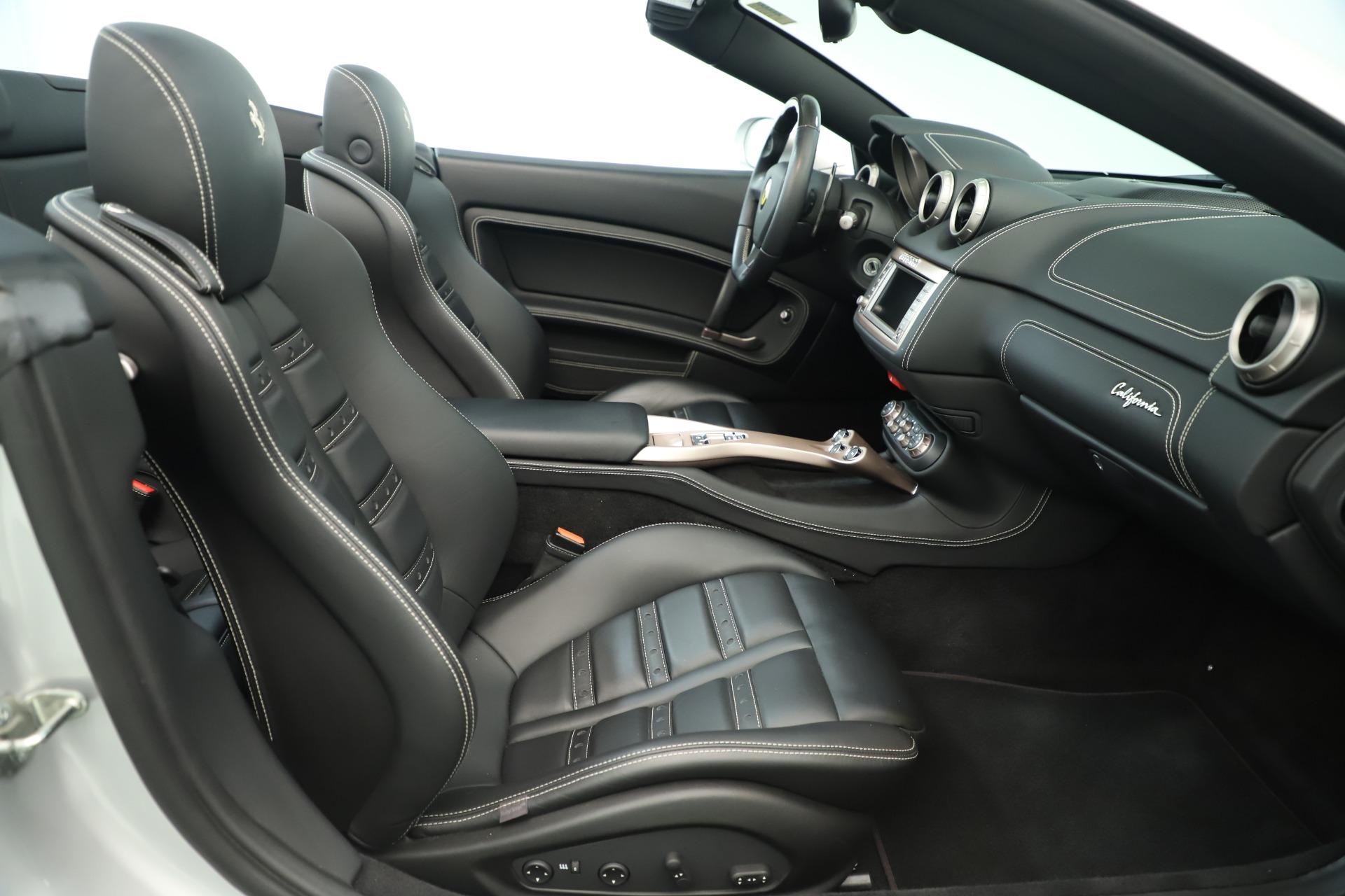 Used 2014 Ferrari California  For Sale In Westport, CT 3355_p26