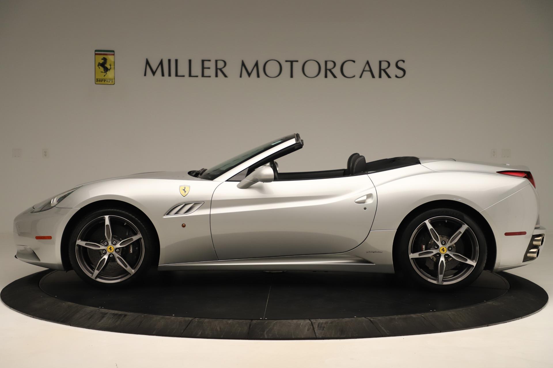 Used 2014 Ferrari California  For Sale In Westport, CT 3355_p3