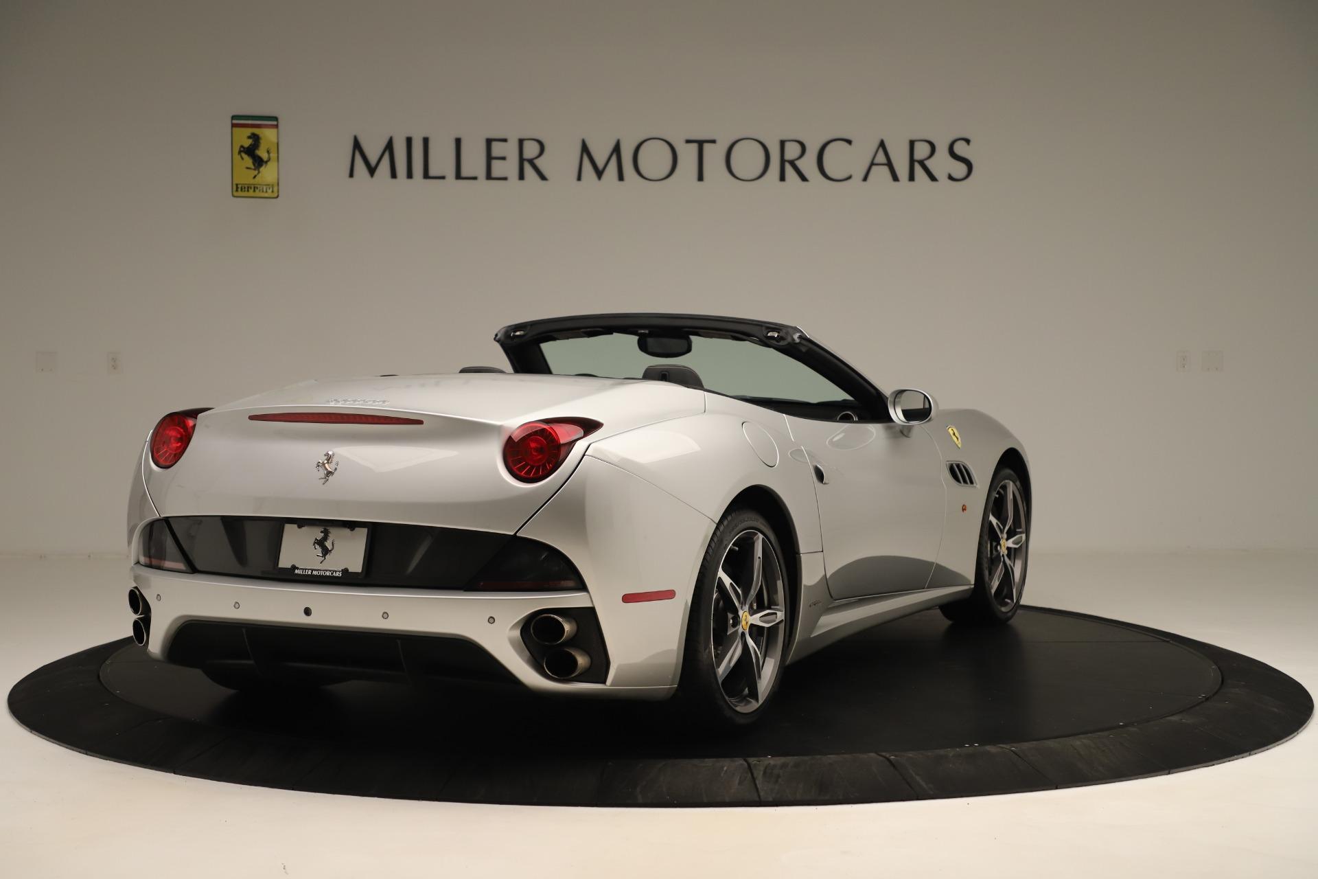 Used 2014 Ferrari California 30 For Sale In Westport, CT 3355_p7