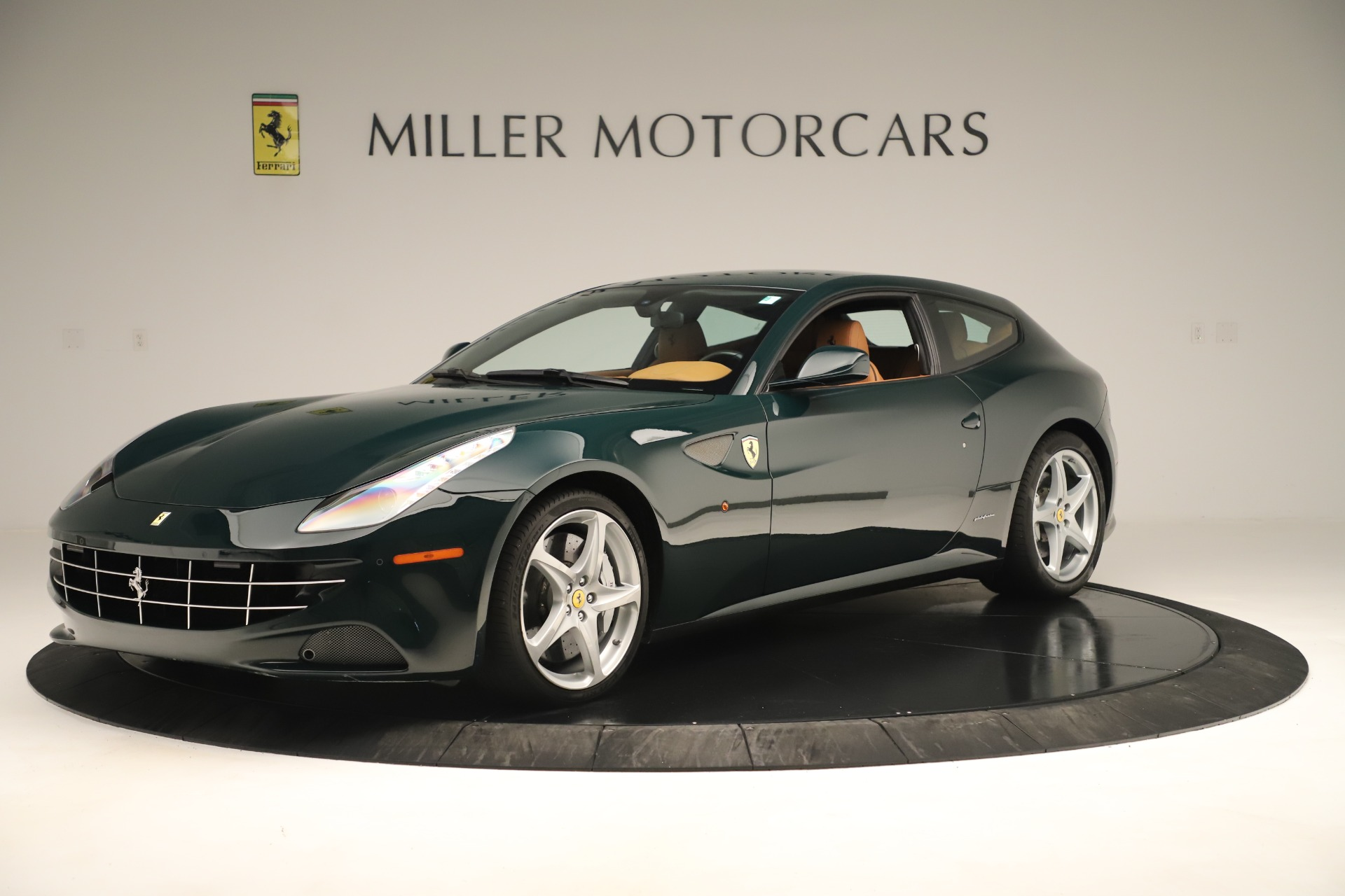 Used 2012 Ferrari FF  For Sale In Westport, CT 3357_p2