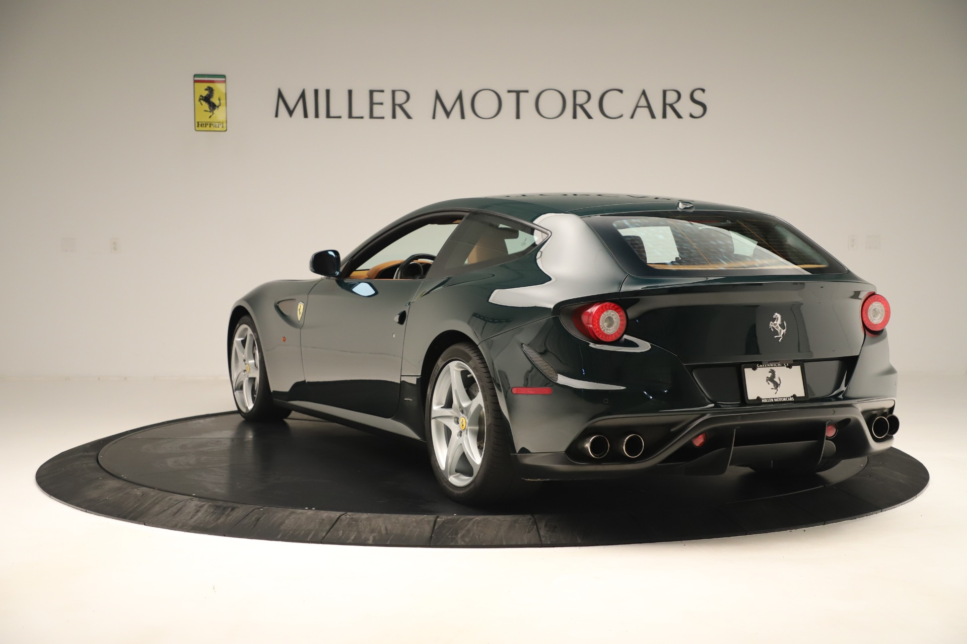 Used 2012 Ferrari FF  For Sale In Westport, CT 3357_p5