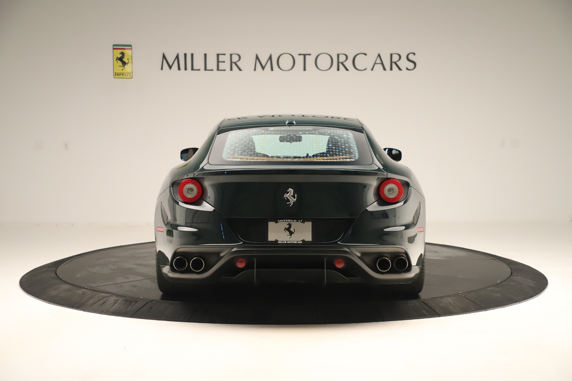 Used 2012 Ferrari FF  For Sale In Westport, CT 3357_p6