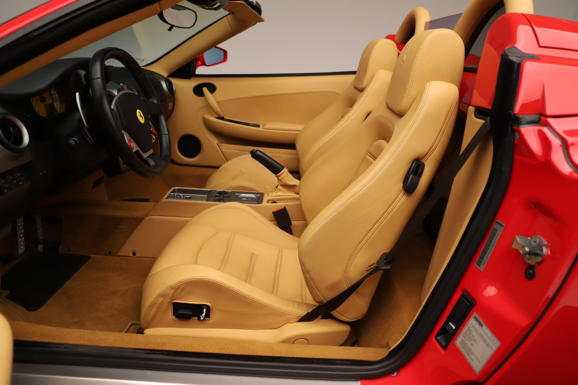 Used 2007 Ferrari F430 F1 Spider For Sale In Westport, CT 3359_p21