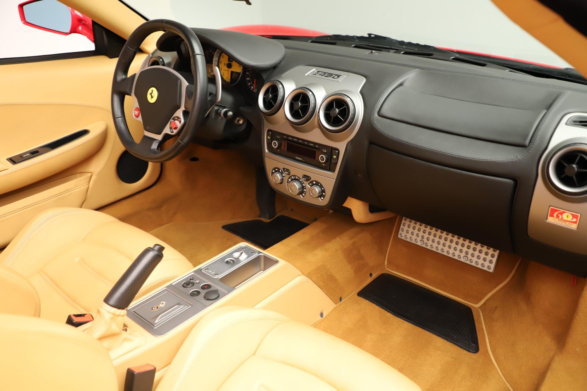 Used 2007 Ferrari F430 F1 Spider For Sale In Westport, CT 3359_p24