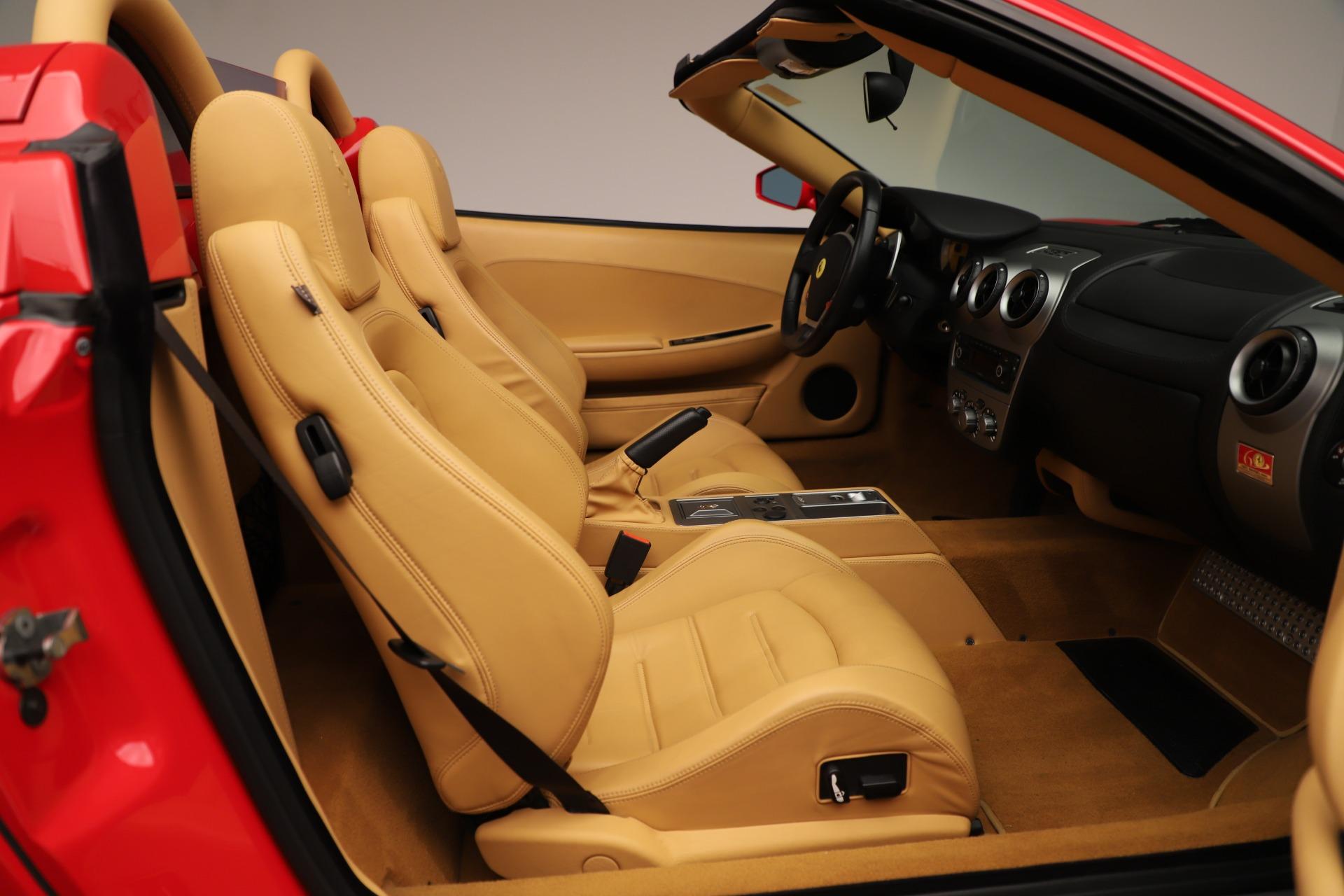 Used 2007 Ferrari F430 F1 Spider For Sale In Westport, CT 3359_p25