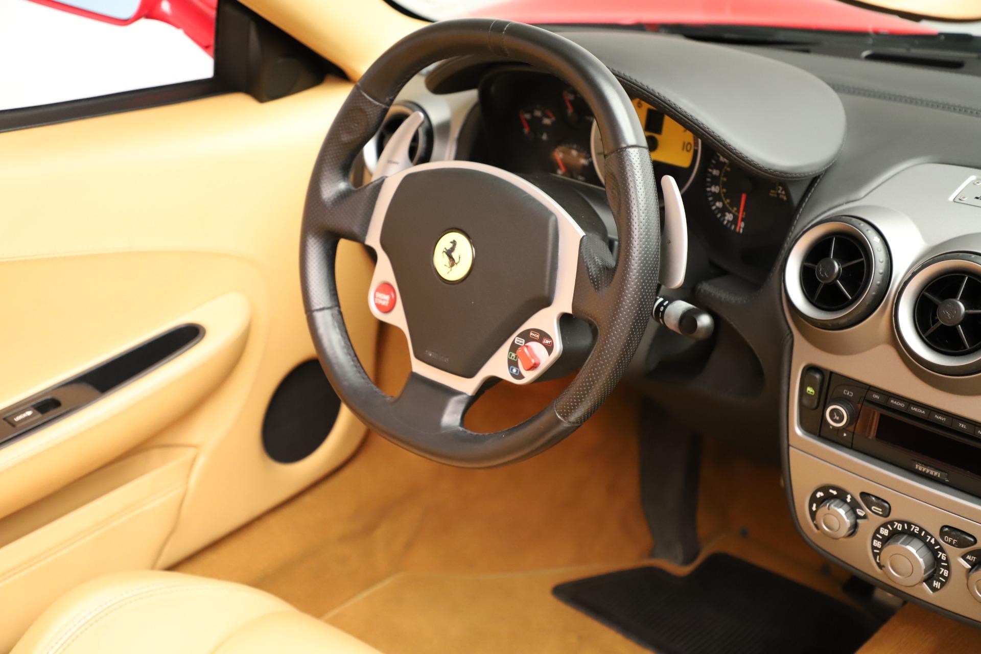 Used 2007 Ferrari F430 F1 Spider For Sale In Westport, CT 3359_p28