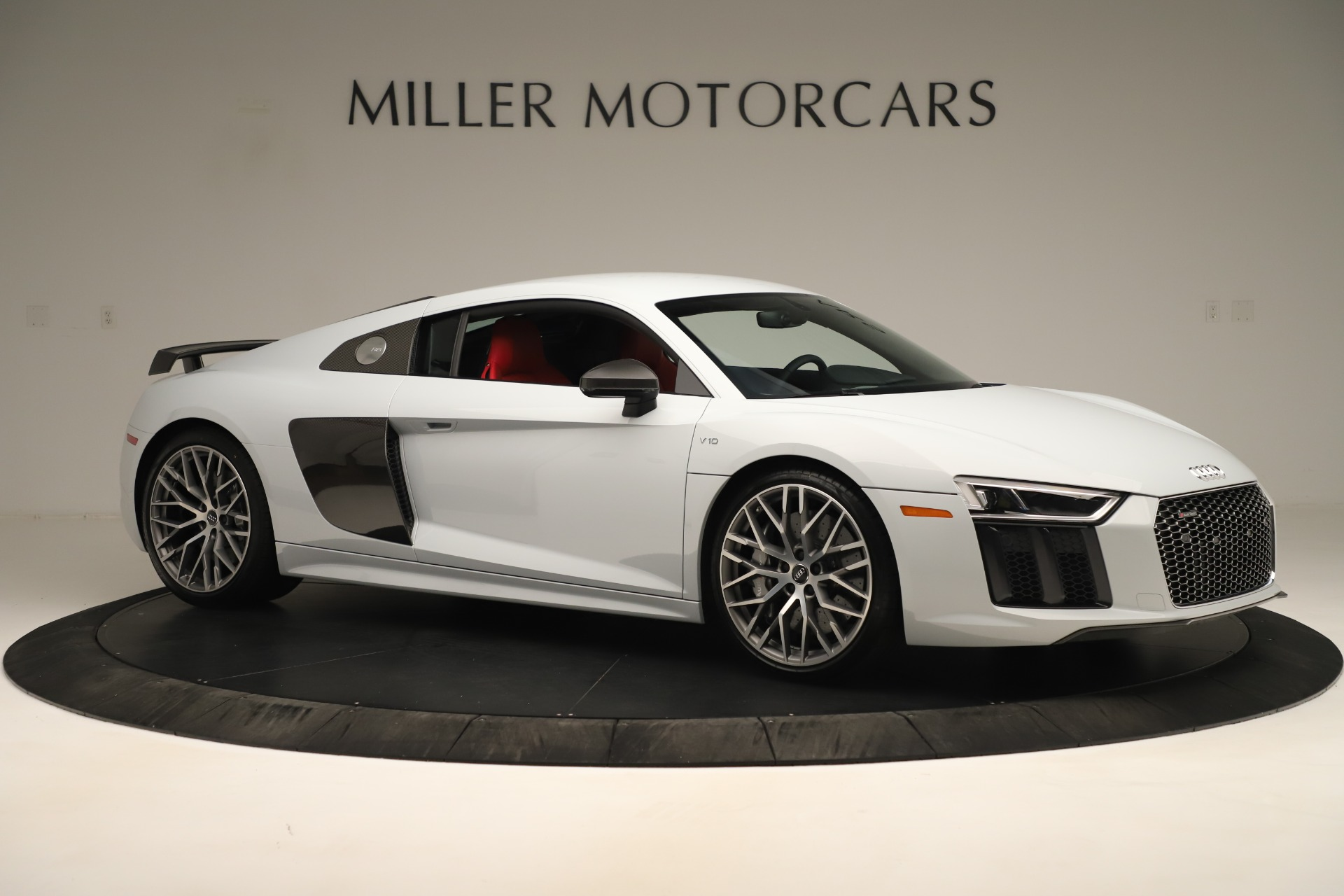 Used 2018 Audi R8 5.2 quattro V10 Plus For Sale In Westport, CT 3360_p10