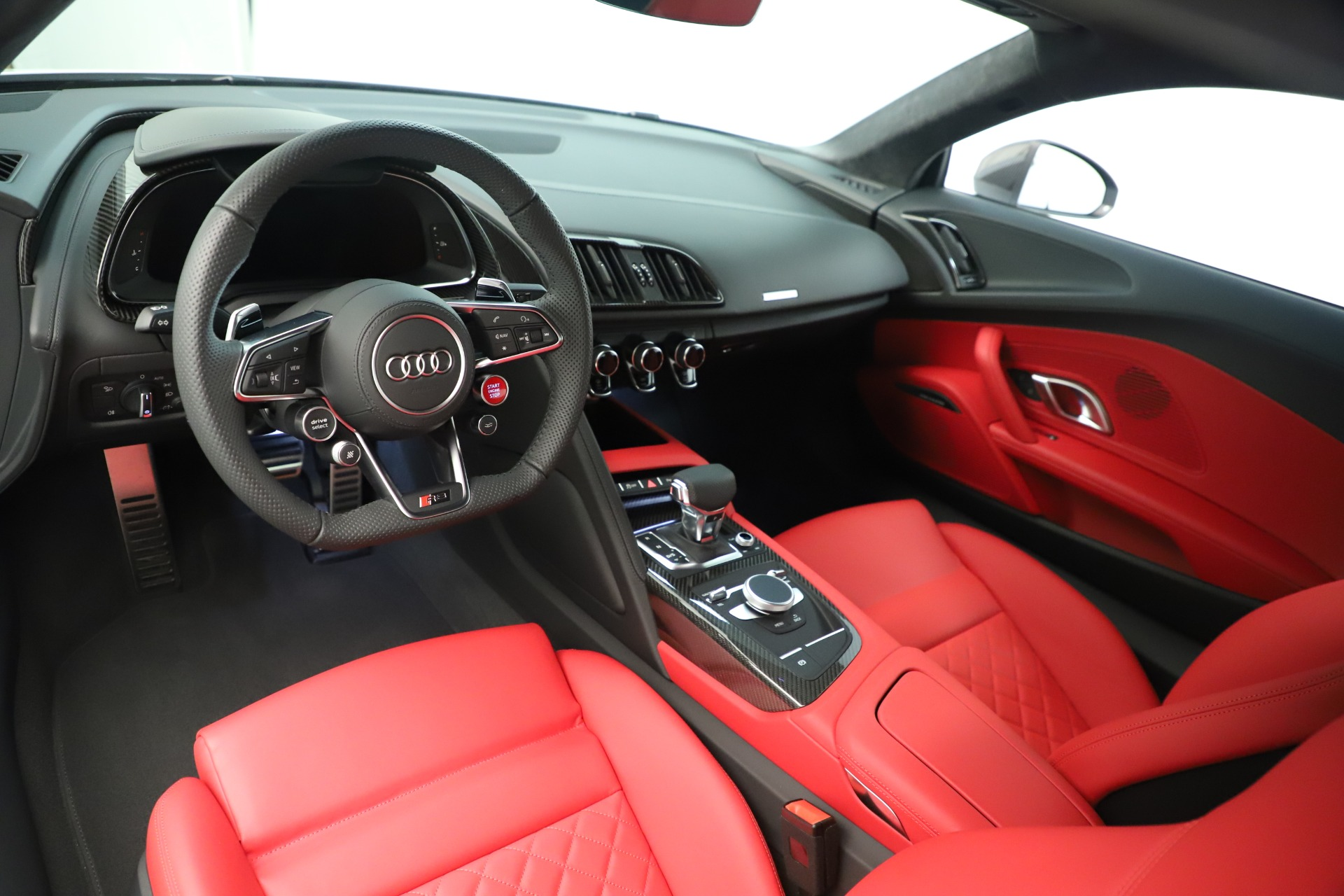 Used 2018 Audi R8 5.2 quattro V10 Plus For Sale In Westport, CT 3360_p14