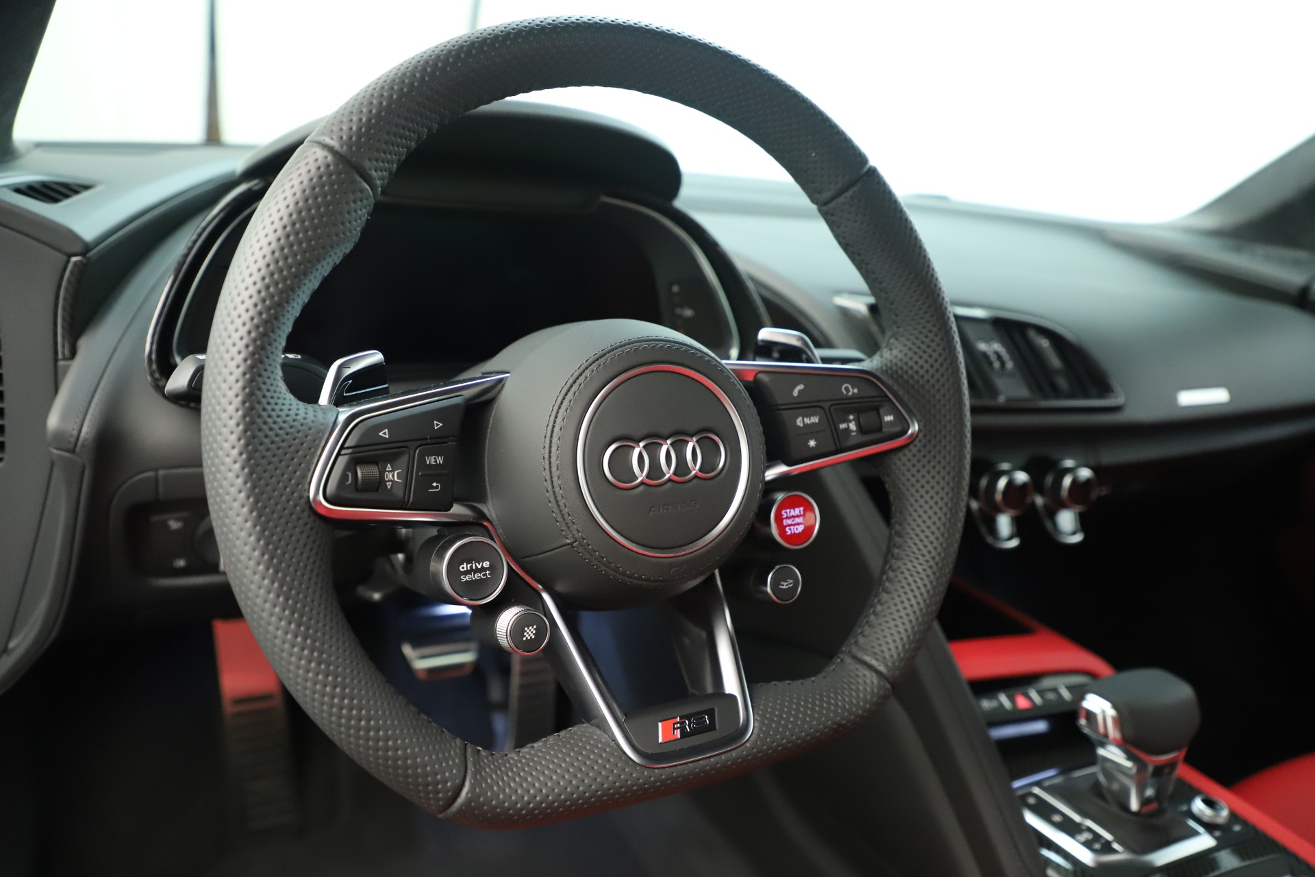 Used 2018 Audi R8 5.2 quattro V10 Plus For Sale In Westport, CT 3360_p21