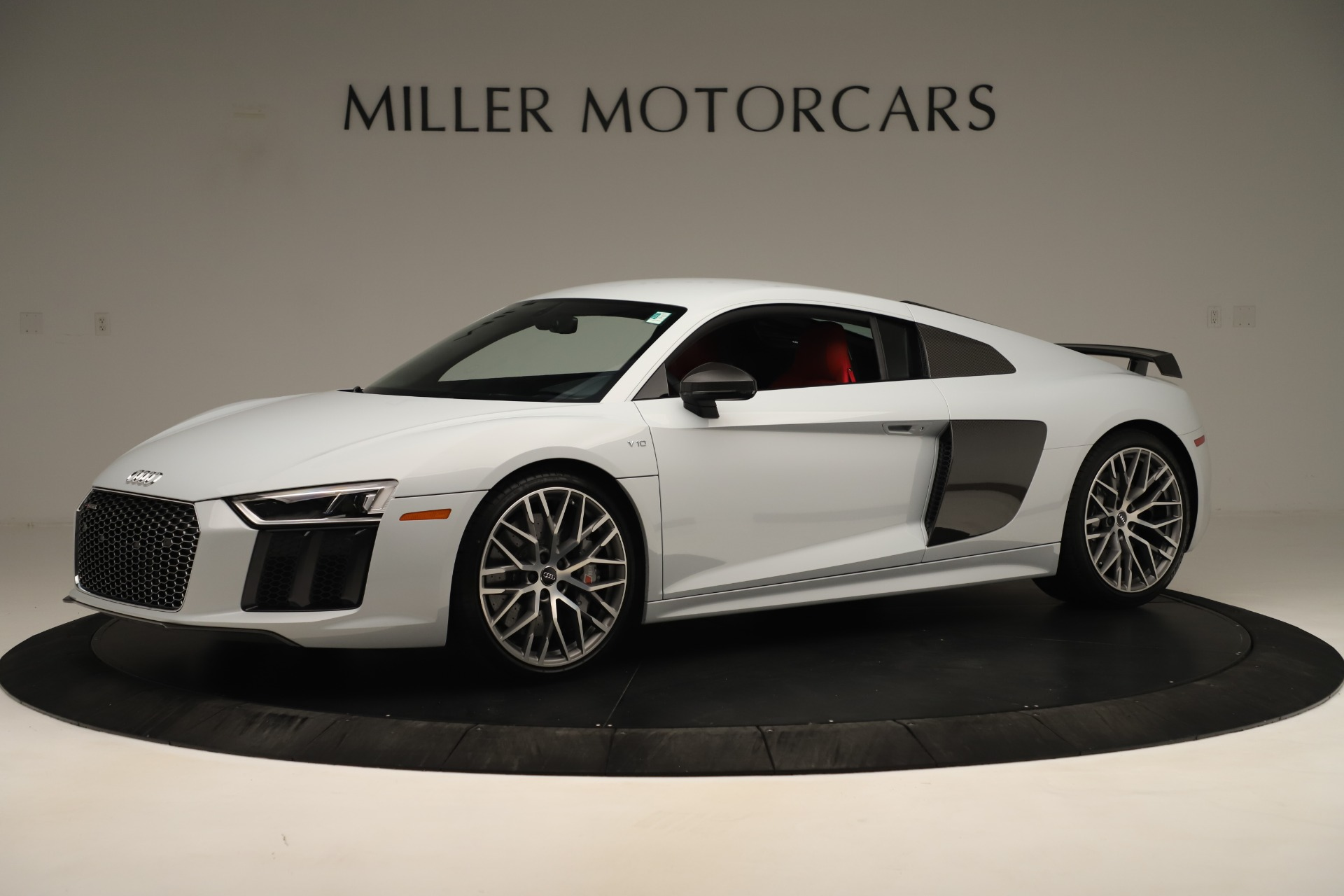 Used 2018 Audi R8 5.2 quattro V10 Plus For Sale In Westport, CT 3360_p2