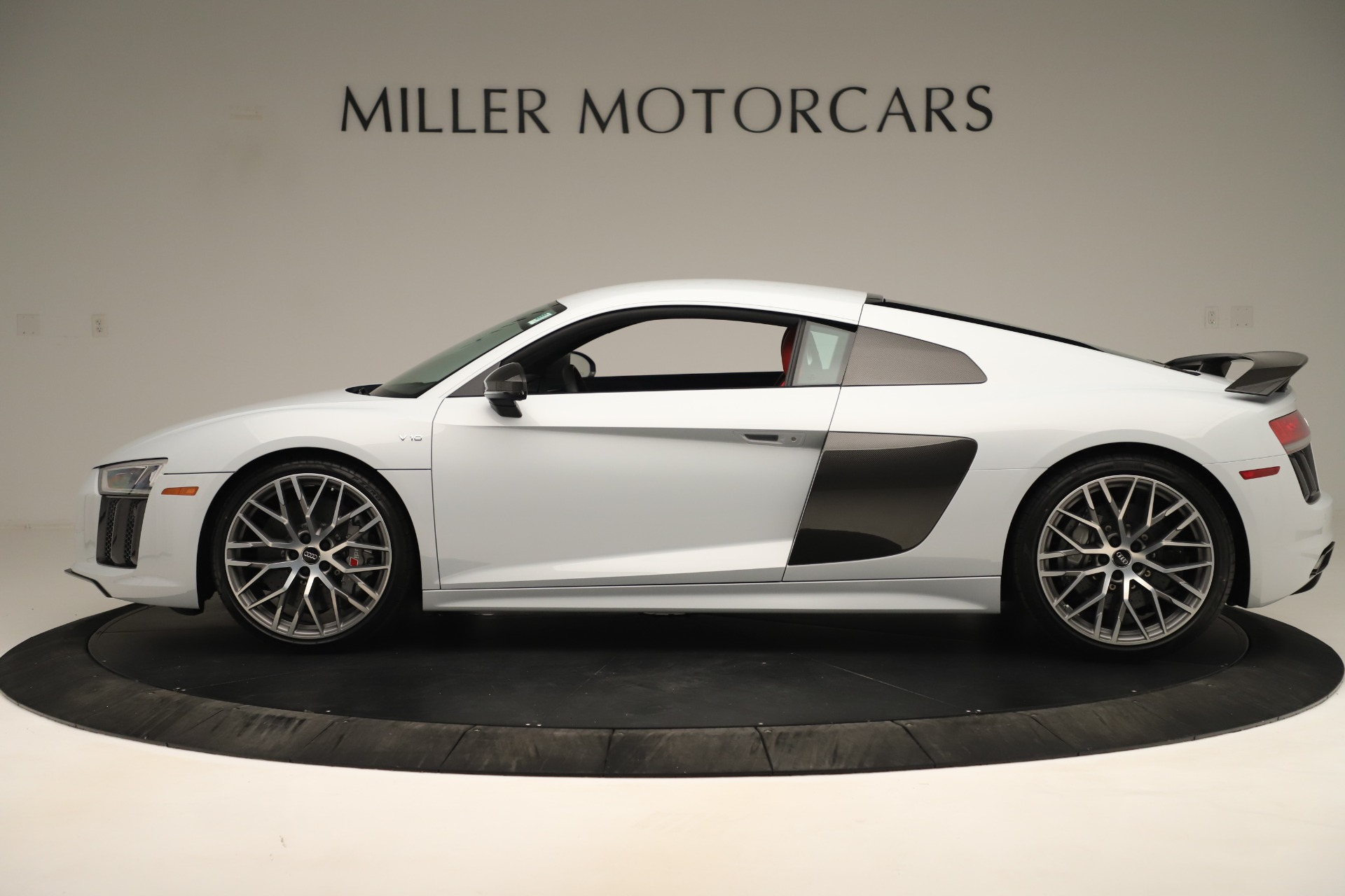 Used 2018 Audi R8 5.2 quattro V10 Plus For Sale In Westport, CT 3360_p3