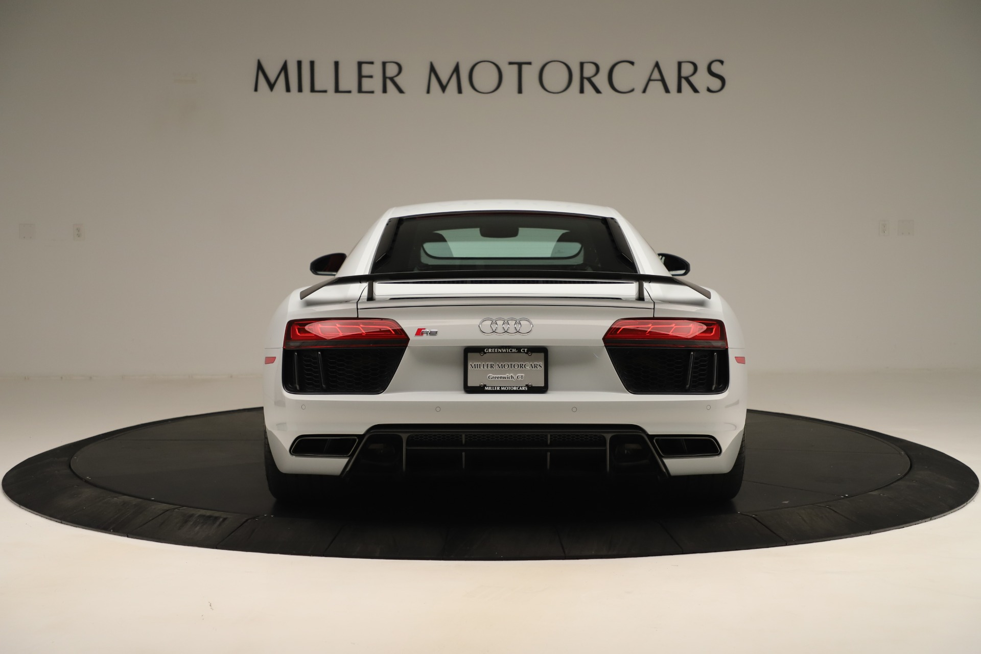 Used 2018 Audi R8 5.2 quattro V10 Plus For Sale In Westport, CT 3360_p6
