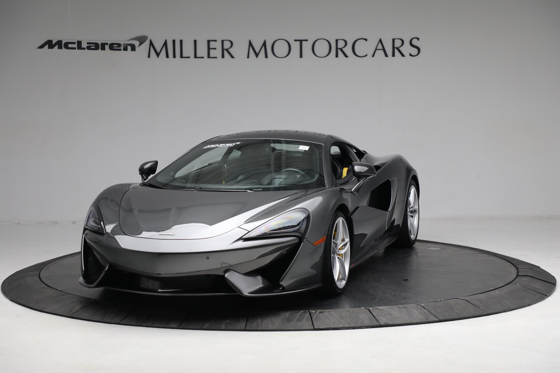 Used 2017 McLaren 570S Coupe For Sale In Westport, CT 3361_main
